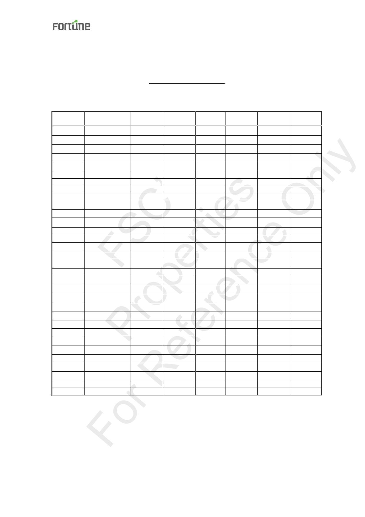 FS9952-LP1 arduino