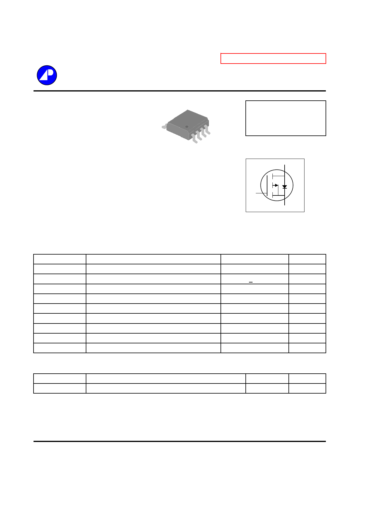 4435GM-HF Даташит, Описание, Даташиты