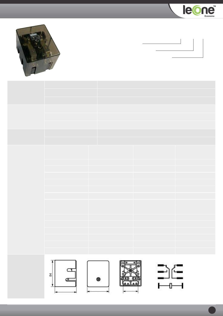 JQX62F-2C-DC12V دیتاشیت PDF