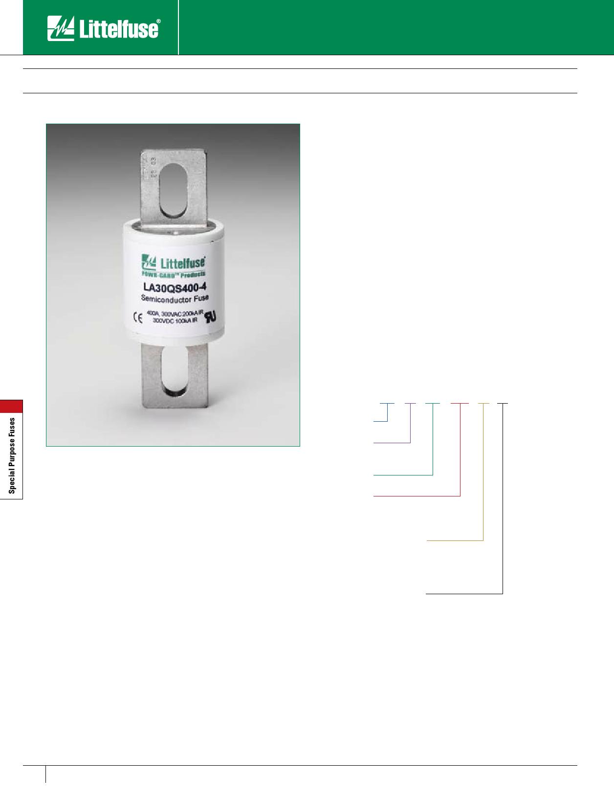 LA30QS400-4 دیتاشیت PDF