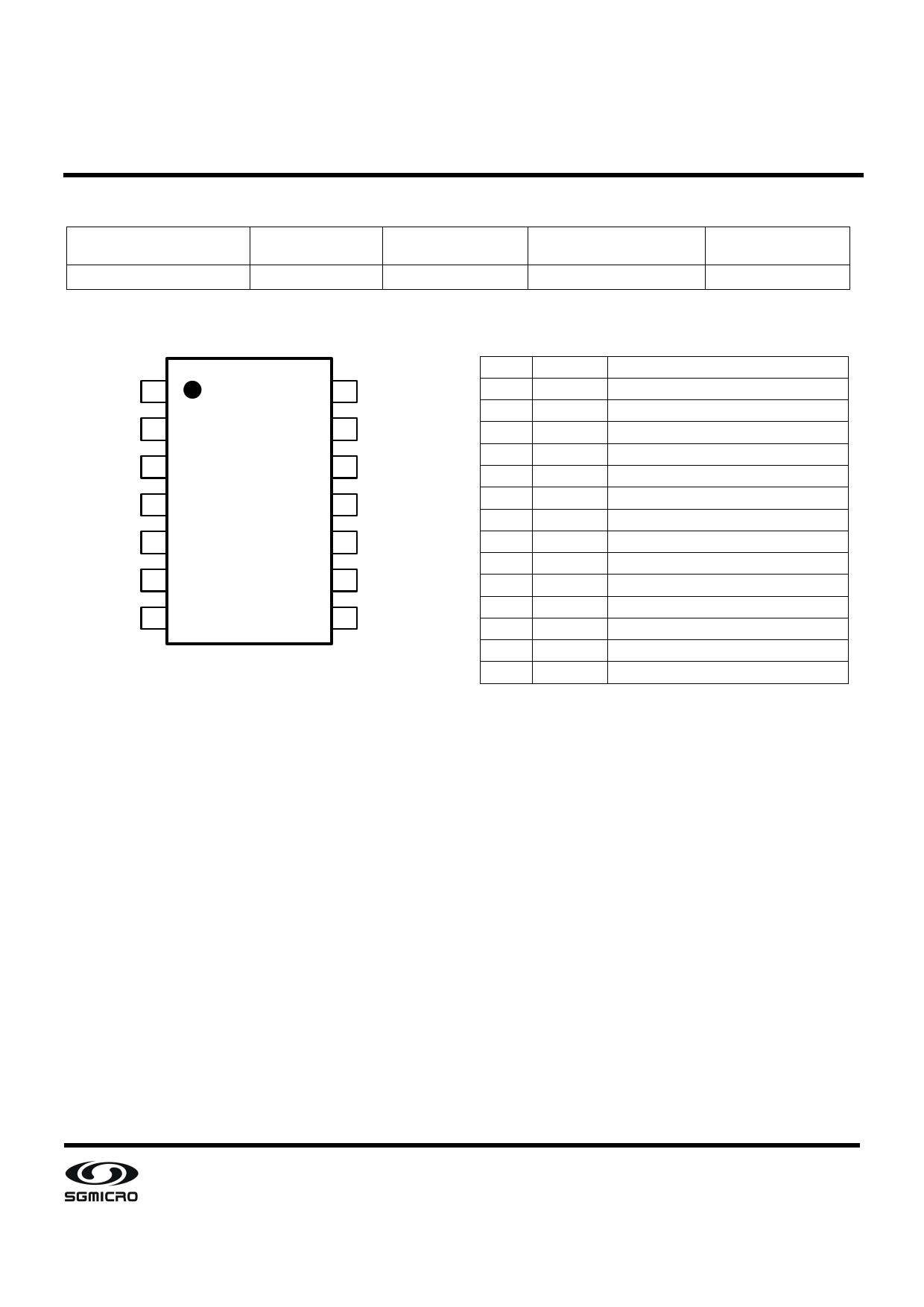 SGM9126 pdf, schematic