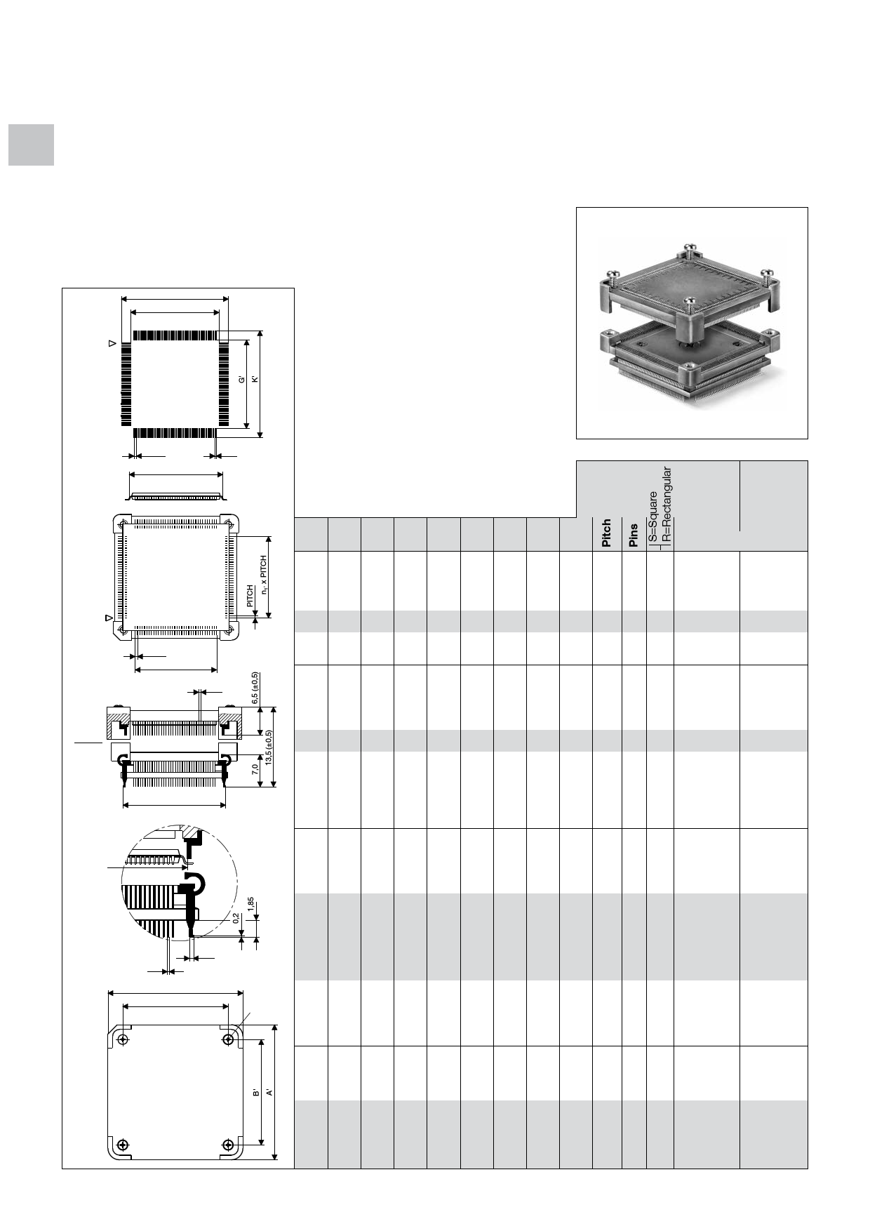 Q2001 دیتاشیت PDF