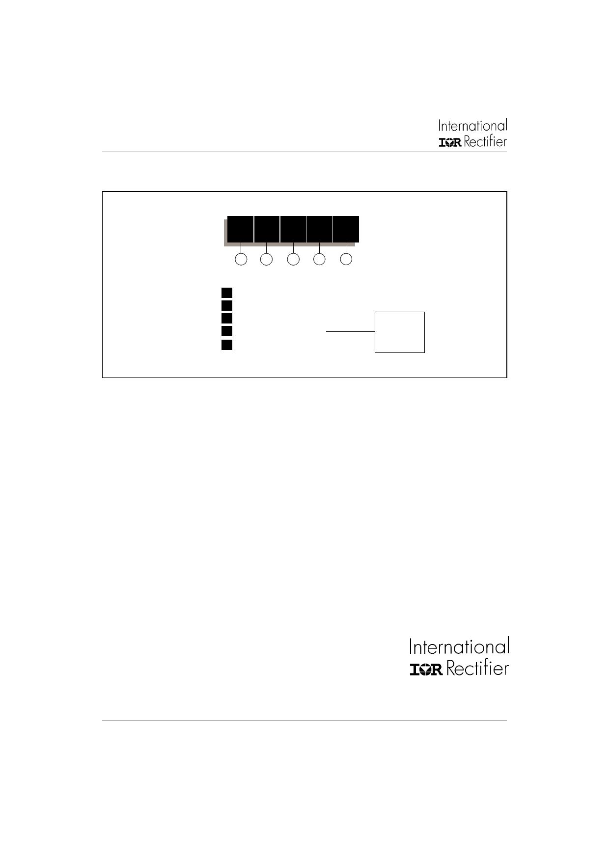 10TQ040S 電子部品, 半導体