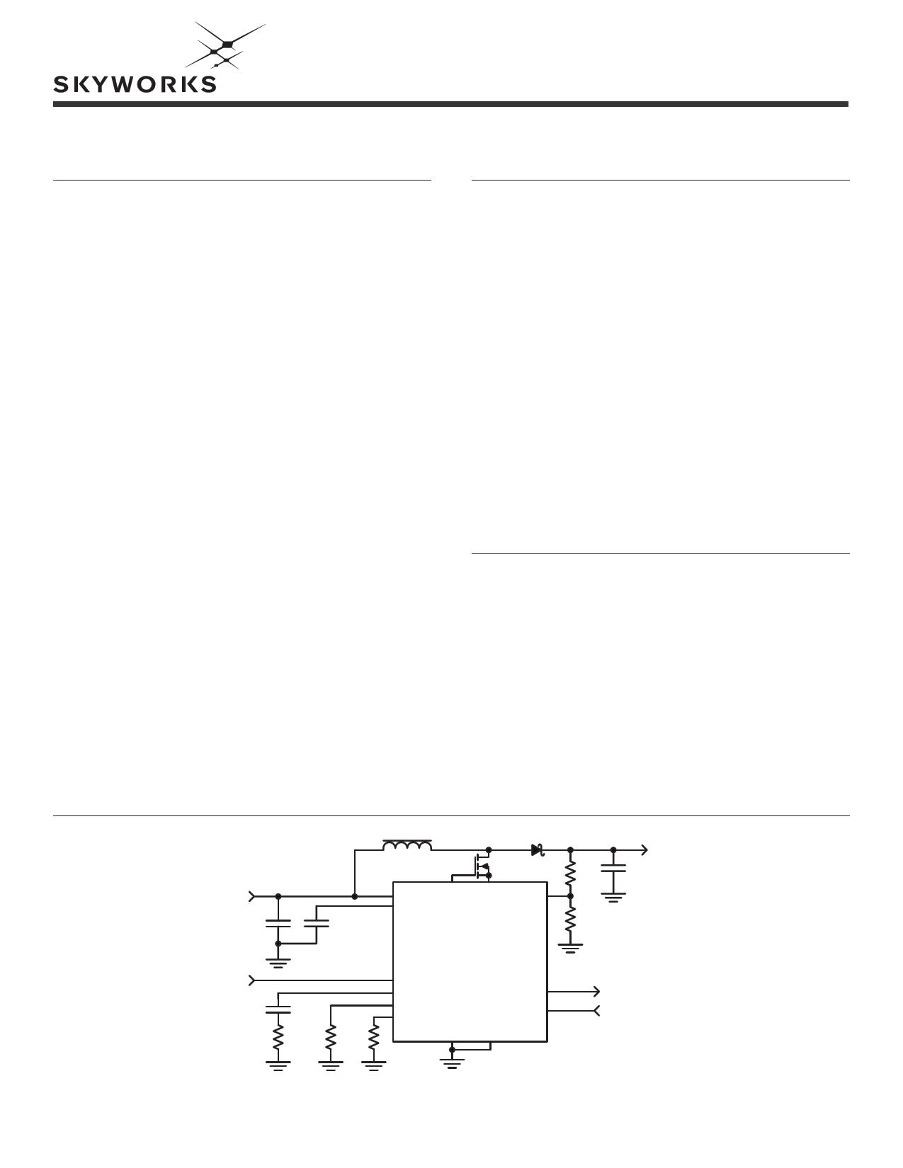 AAT2404 datasheet, circuit