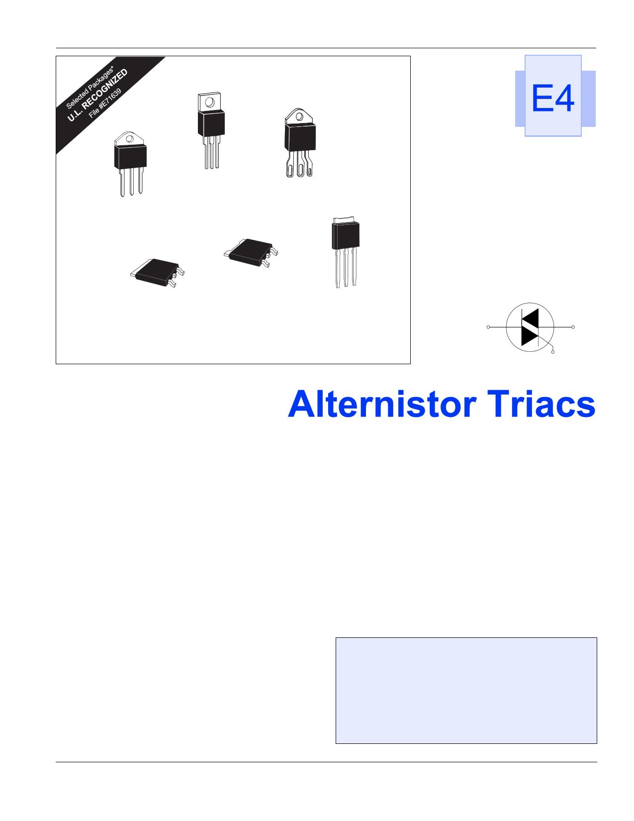 Q2008RH4 datasheet, circuit