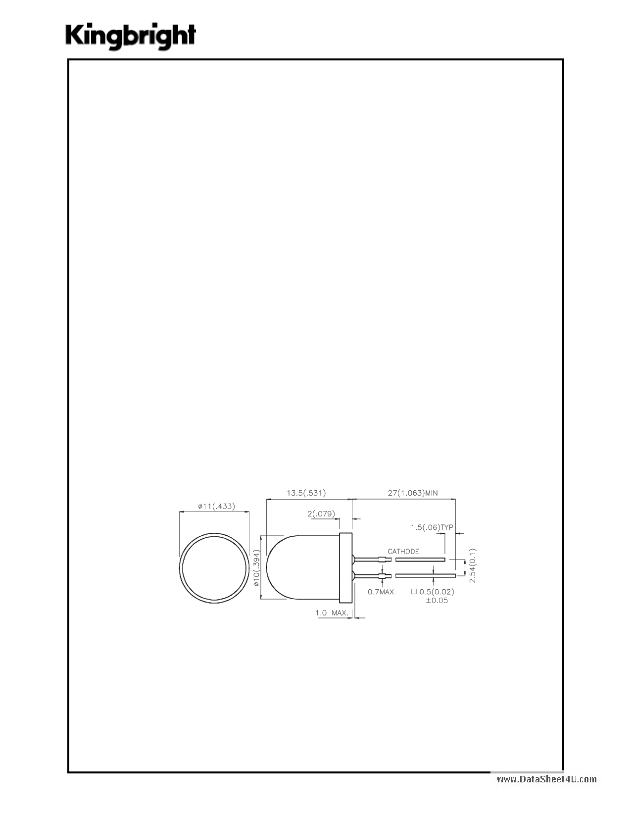 L-813SGC datasheet
