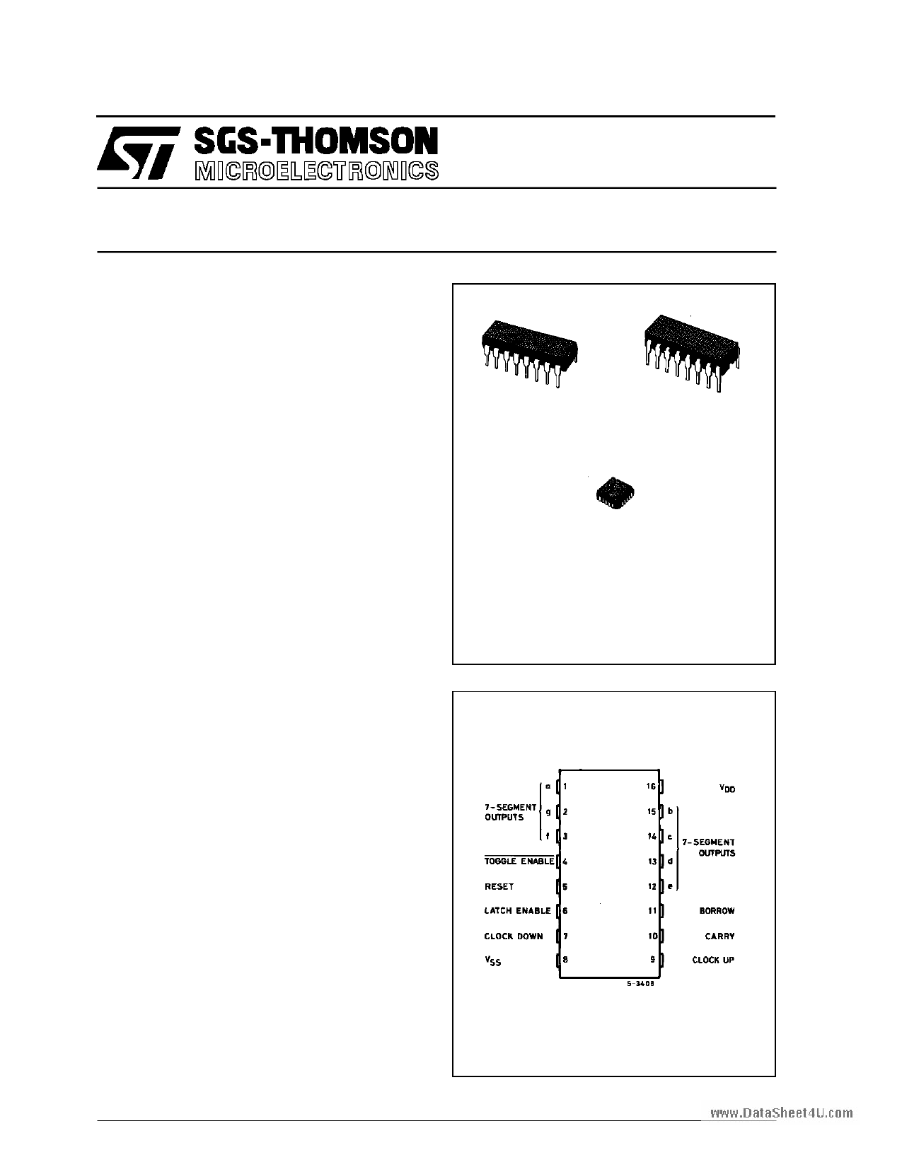 40110BE datasheet