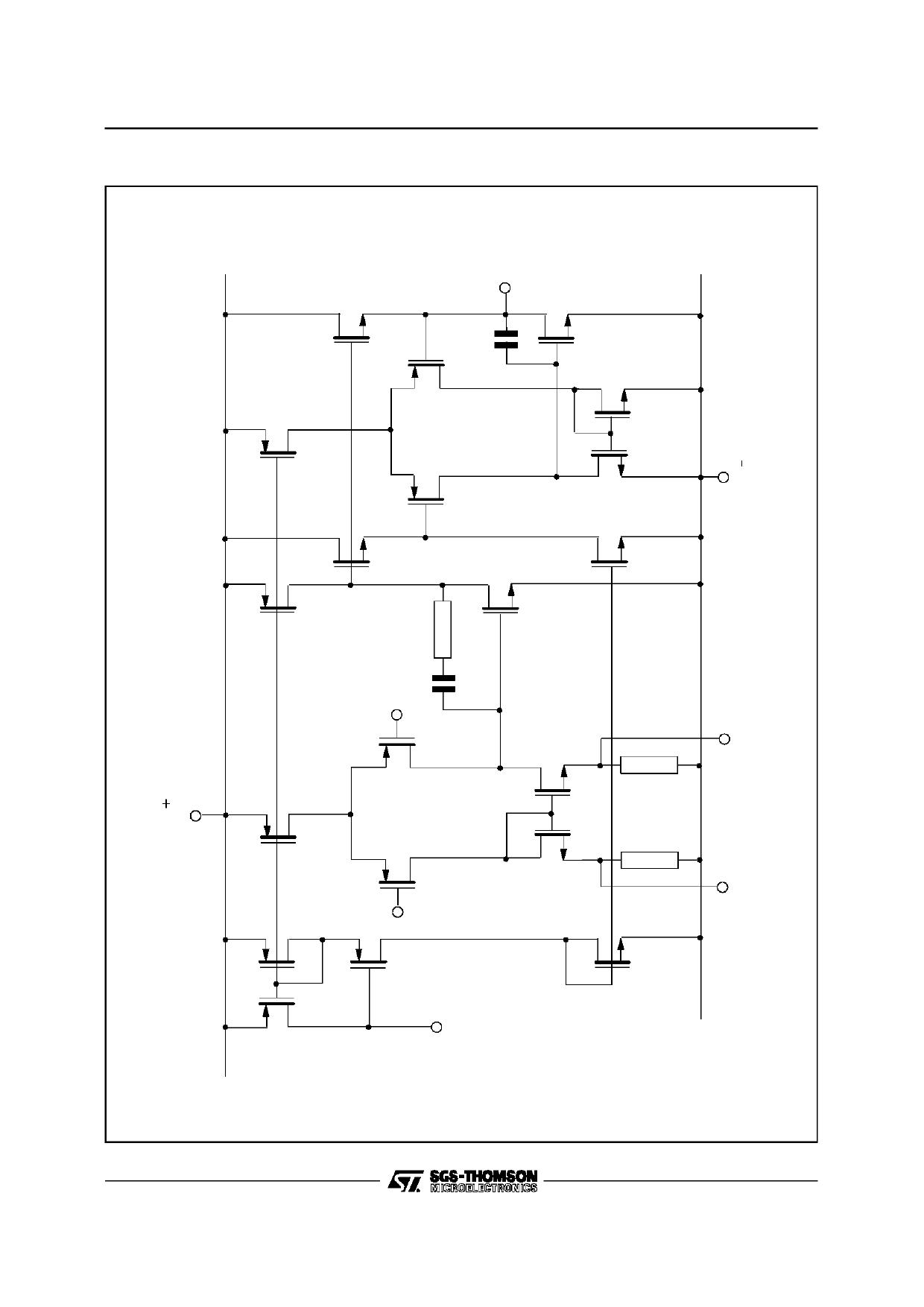 TS271BI pdf, ピン配列