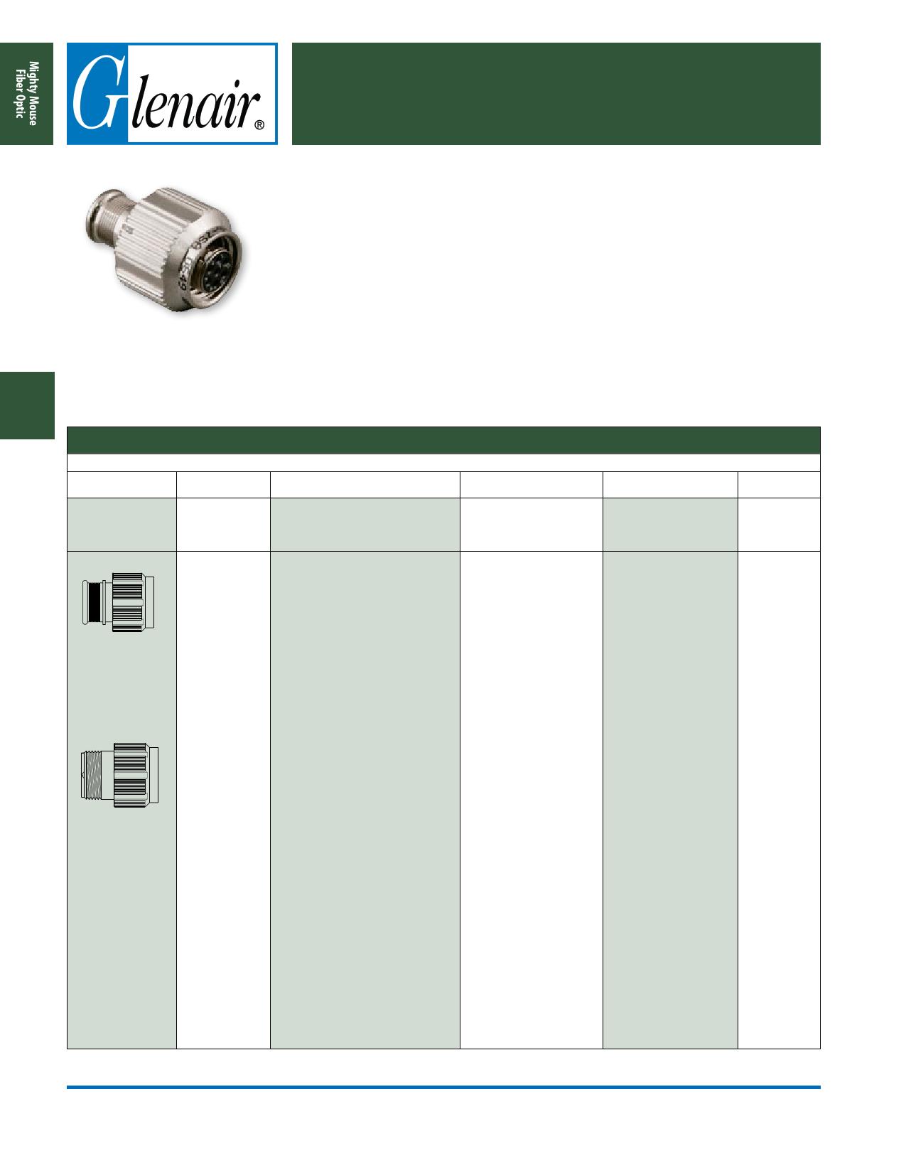 801-007-16xxxx datasheet