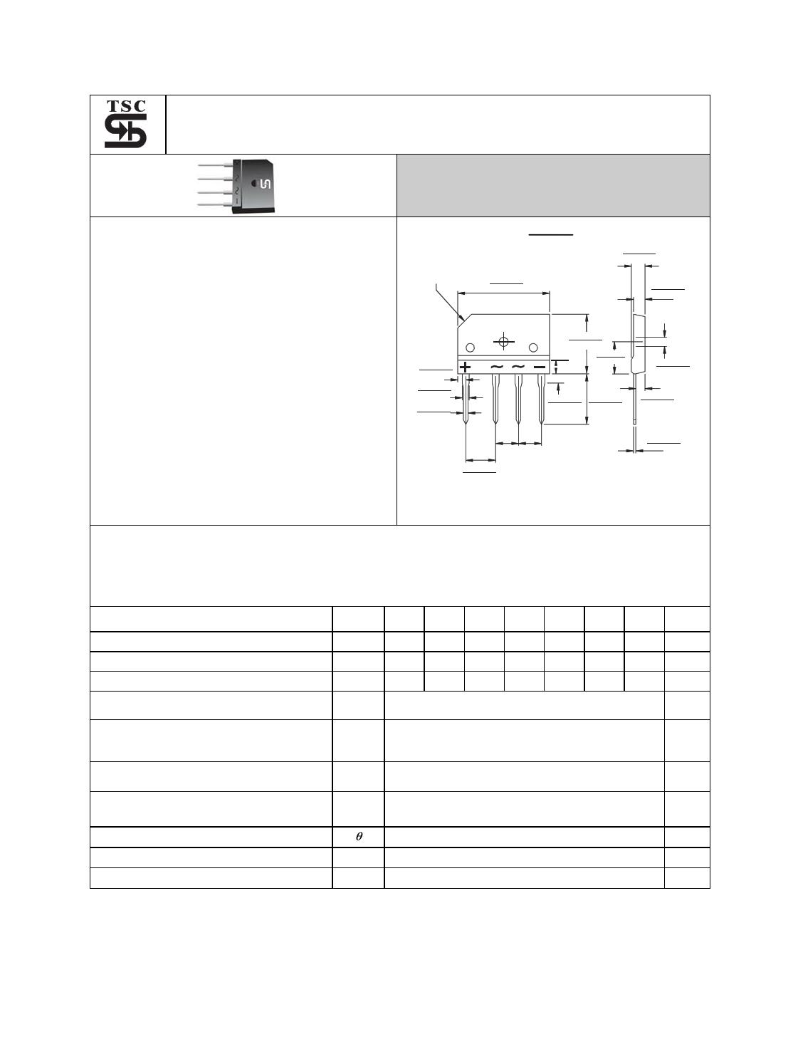 TS25P05G Datasheet, TS25P05G PDF,ピン配置, 機能
