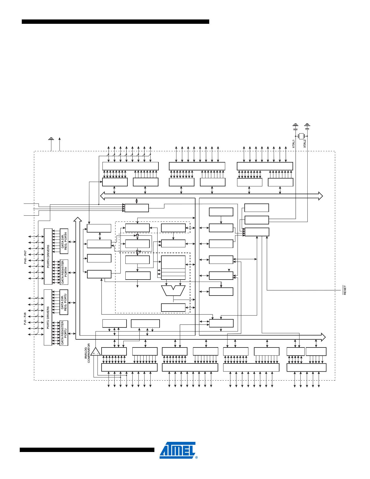 atmega325v pdf  ub370 uc774 ud130 uc2dc ud2b8 - 8-bit microcontroller