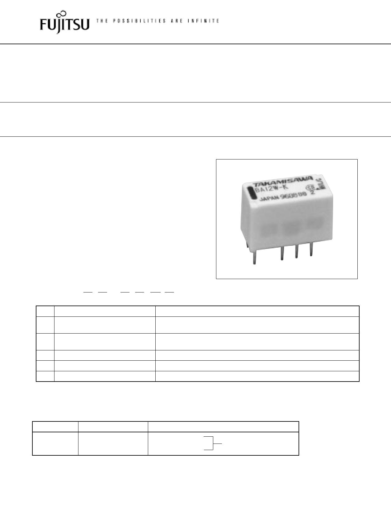 BA-9W-K datasheet