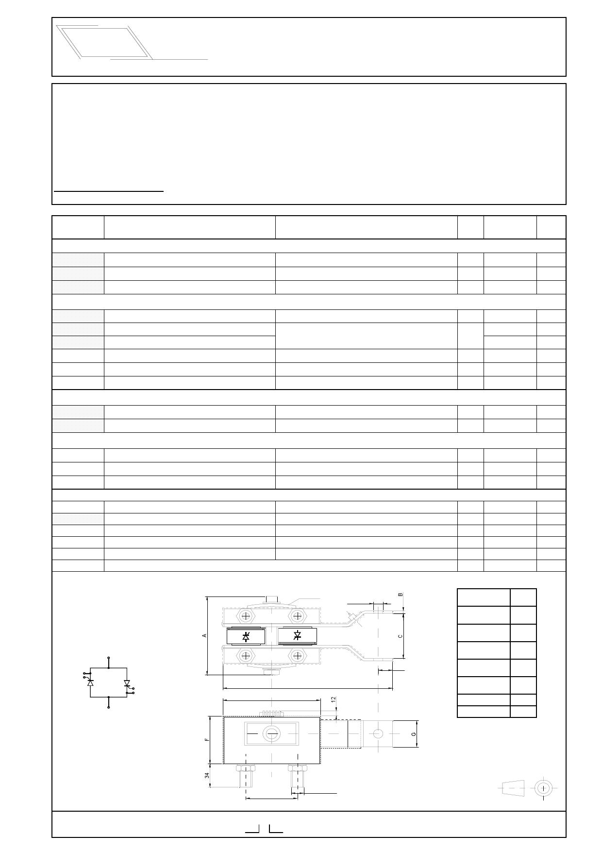 2-2W5I-AT505S16 Hoja de datos, Descripción, Manual