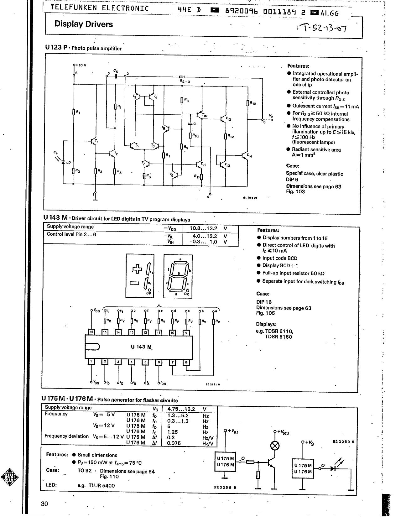 U1096B دیتاشیت PDF
