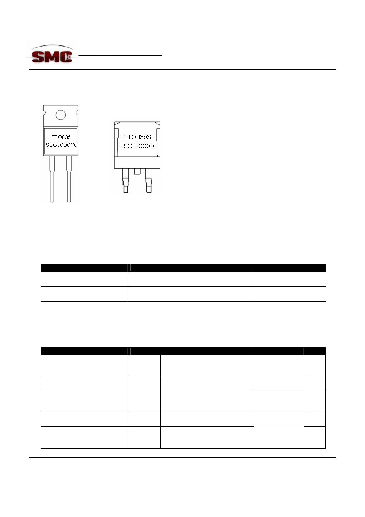 10TQ035S pdf, ピン配列
