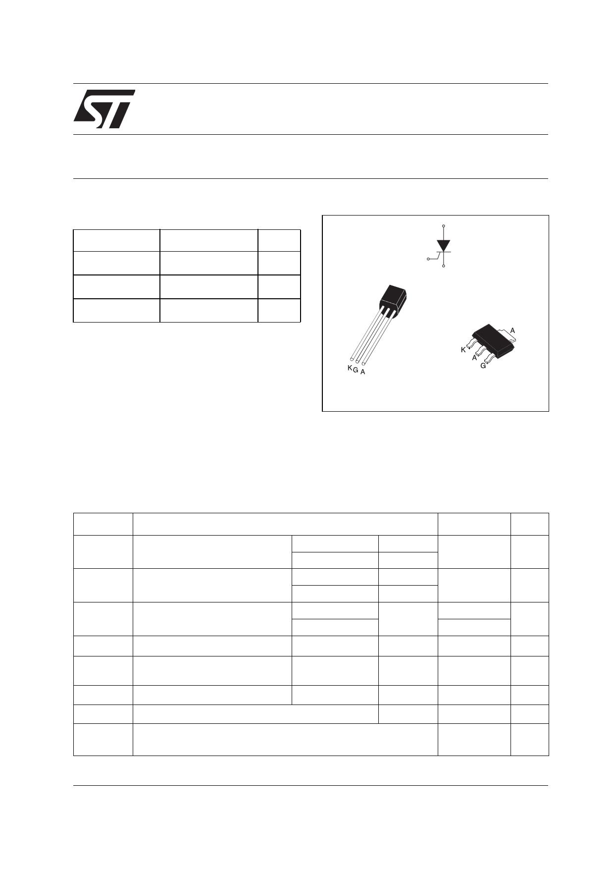 P0102DN2AL3 datasheet