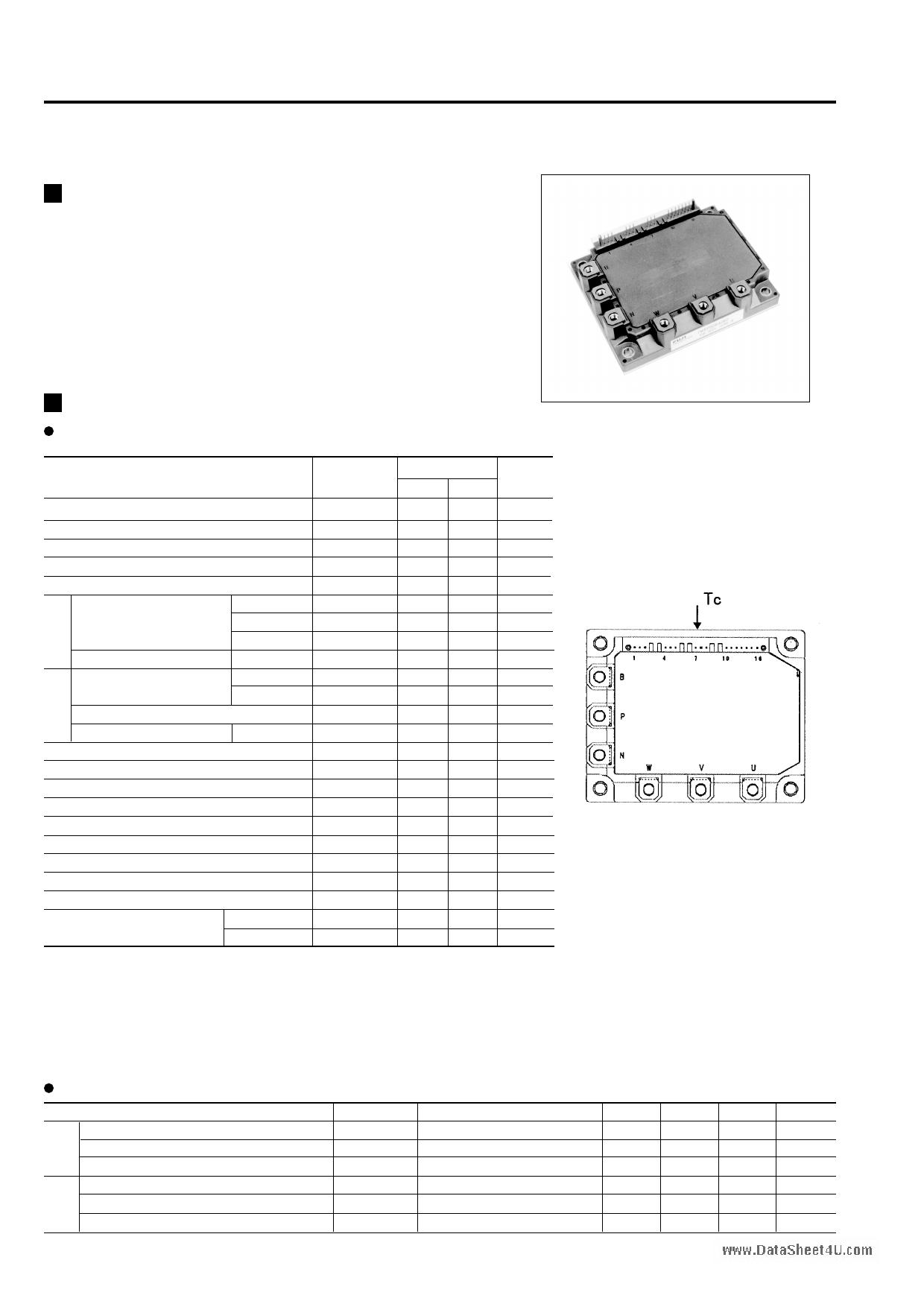 7MBP150RA060 دیتاشیت PDF