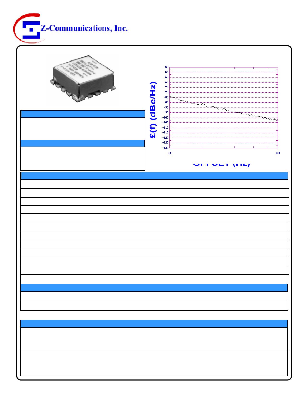 V585ME11 datasheet