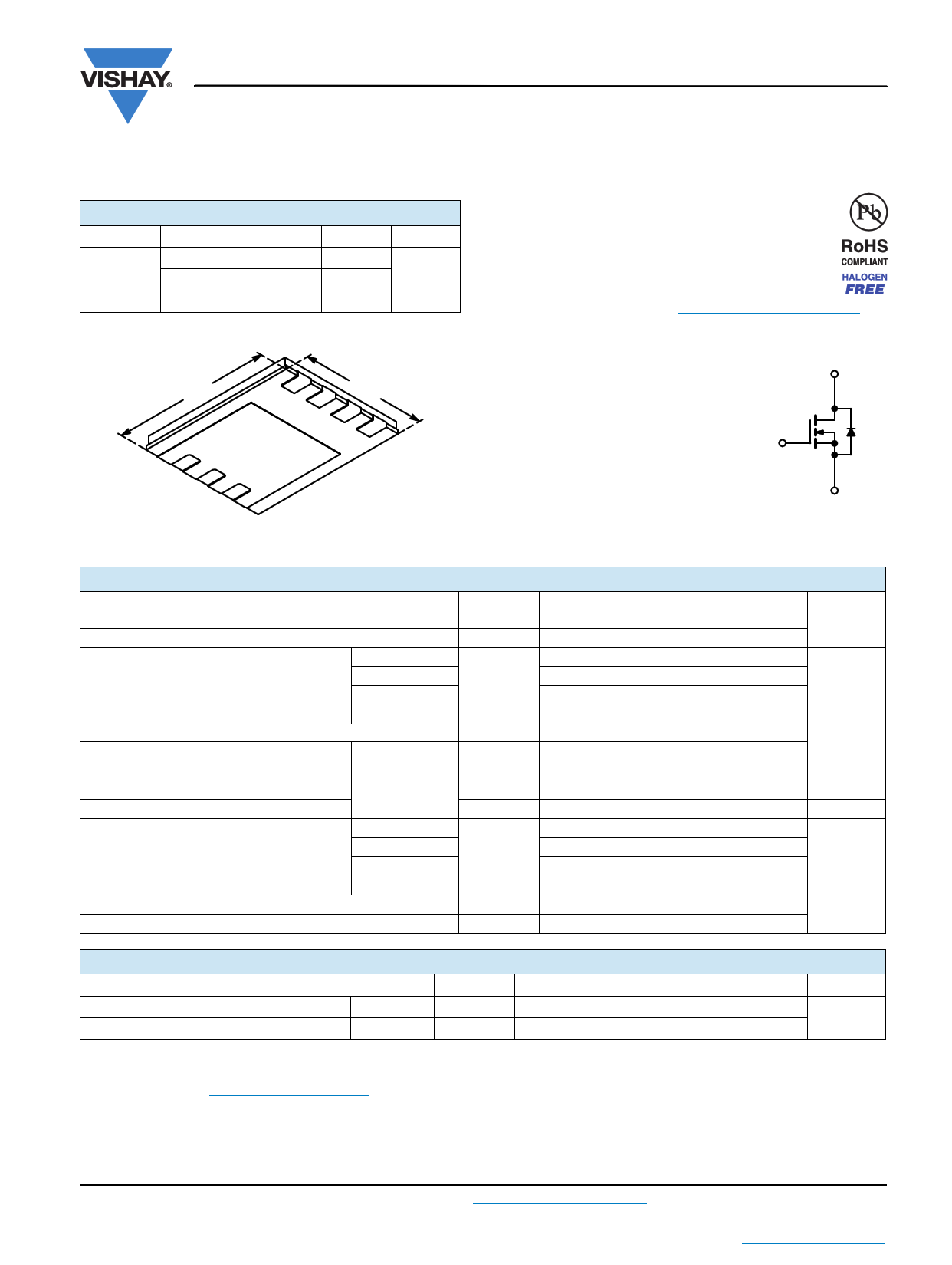 SIS892ADN datasheet, circuit