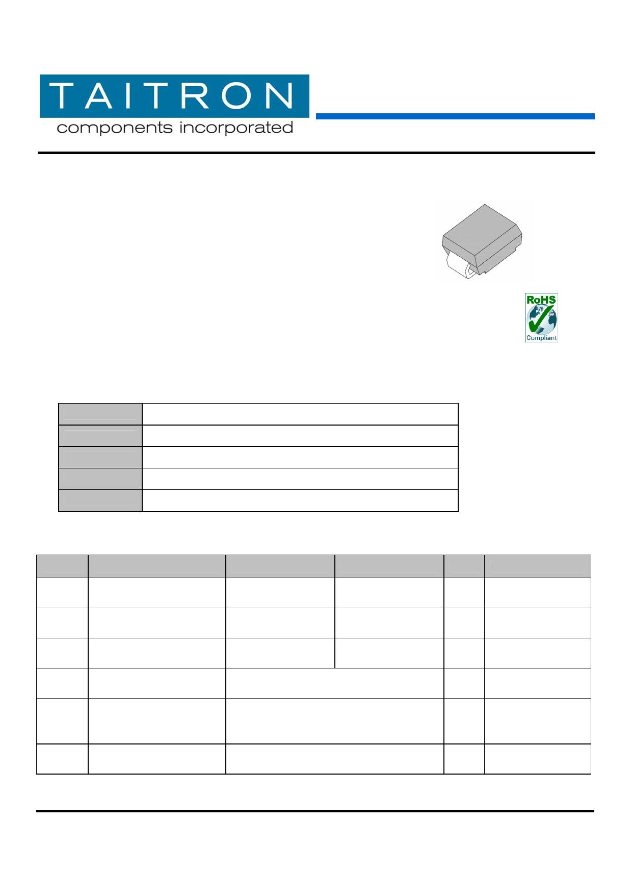 MURS160 datasheet