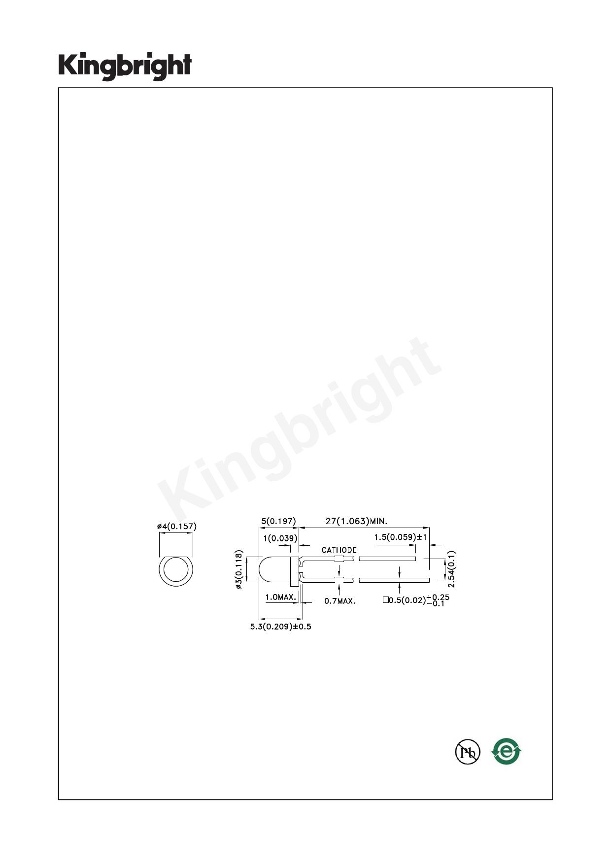 L-34F3BT datasheet