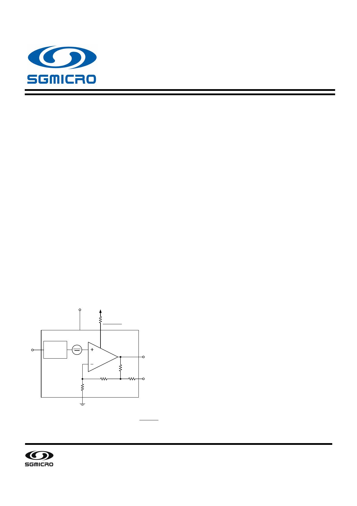 SGM9114 datasheet, circuit