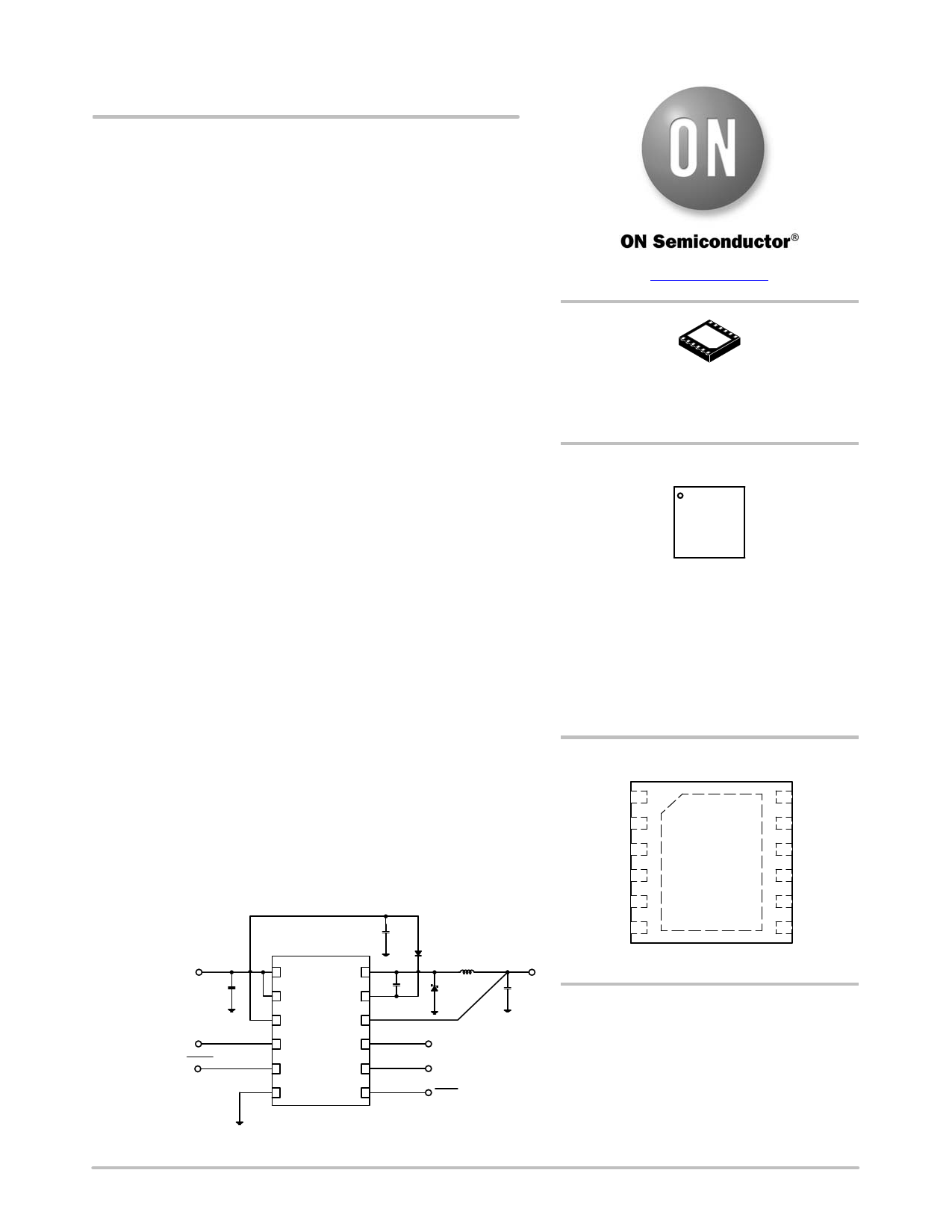NCV891334 دیتاشیت PDF