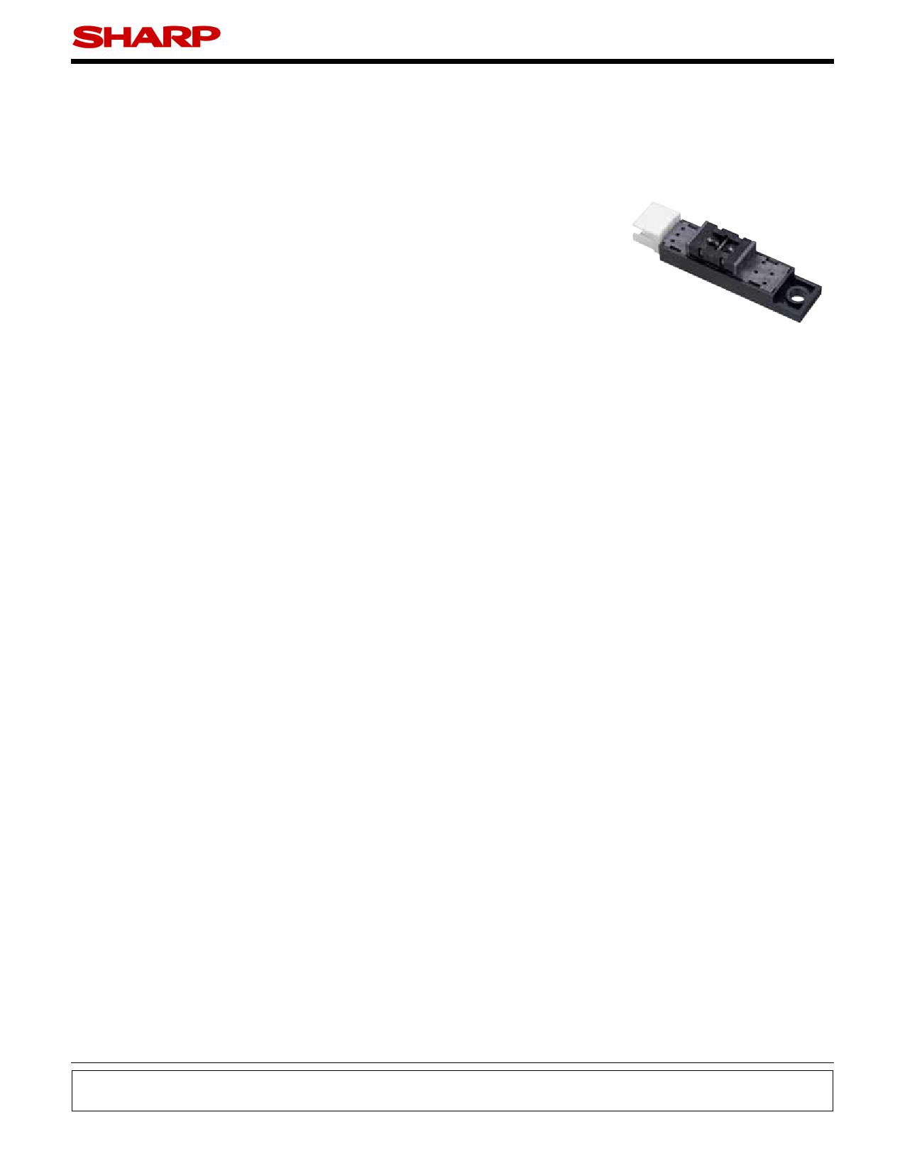GP2A25NJJ00F دیتاشیت PDF