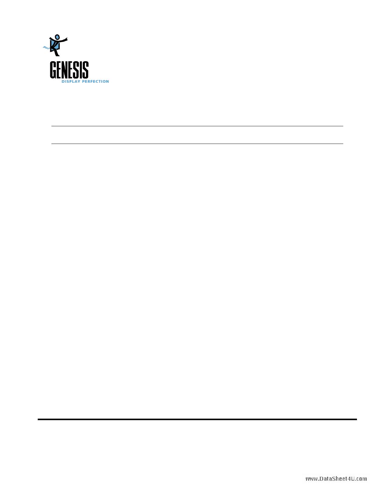 GM2110 دیتاشیت PDF