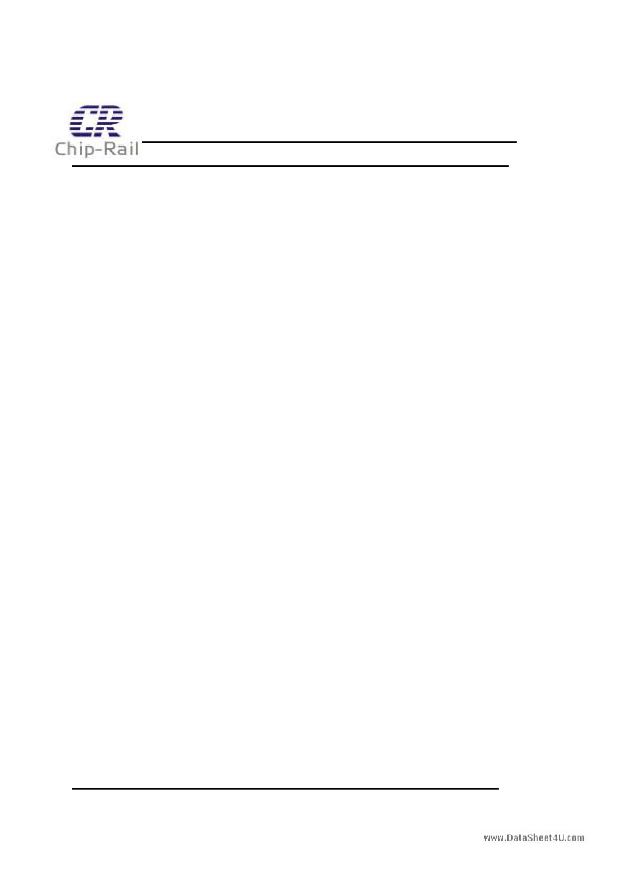CR6842 Datasheet, CR6842 PDF,ピン配置, 機能