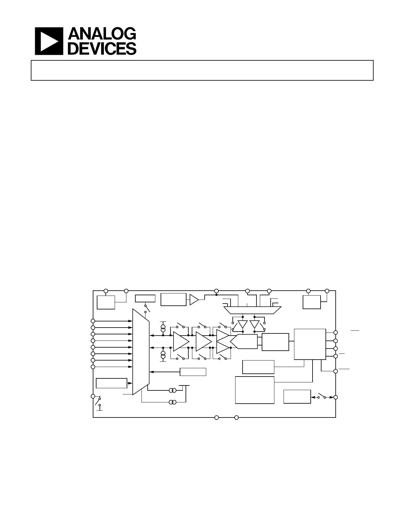 ad7124-4 fiche technique   datasheet pdf