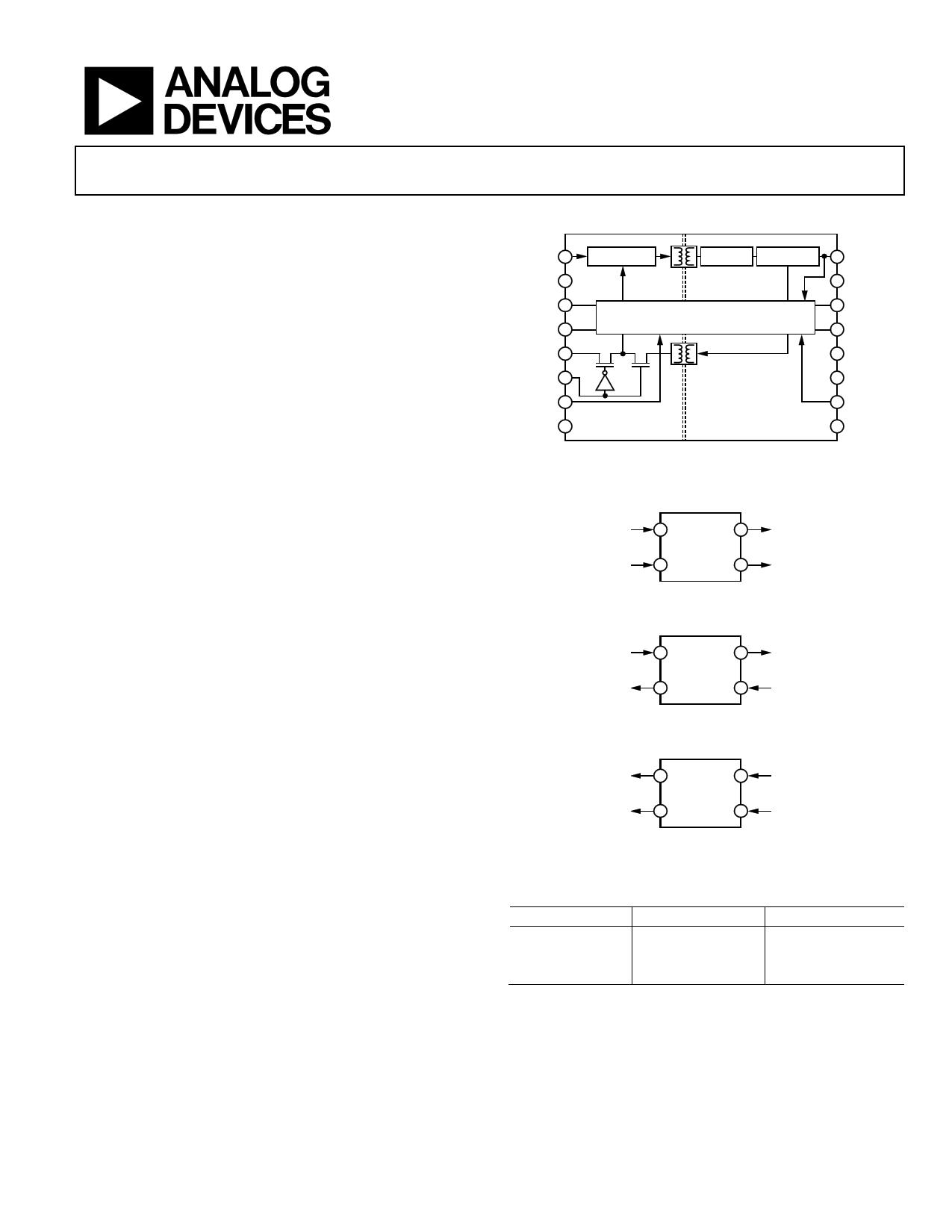 ADUM6201 دیتاشیت PDF