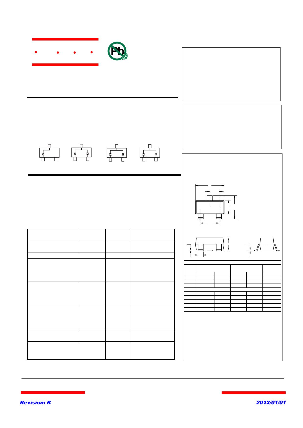 BAW56T دیتاشیت PDF