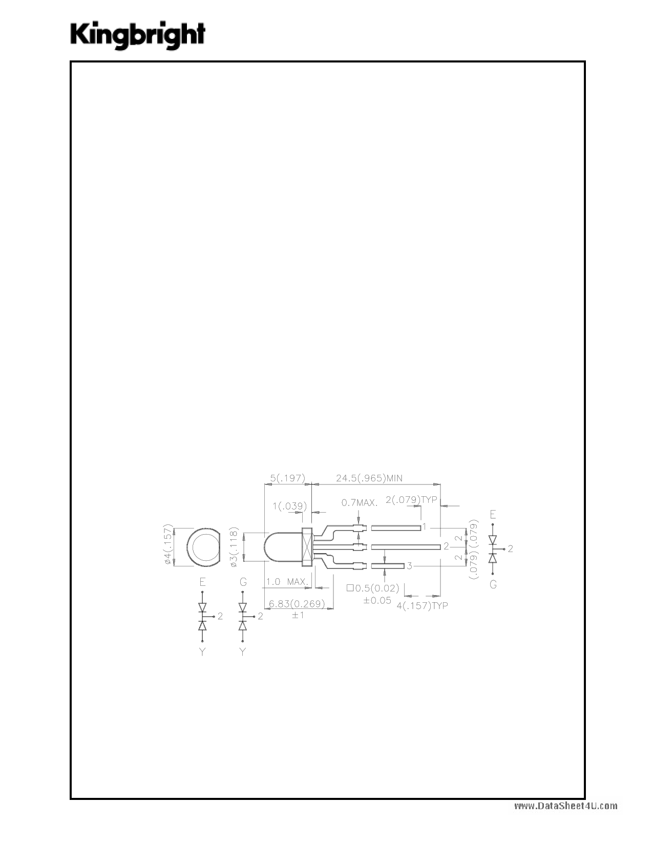 L-115VGYW datasheet
