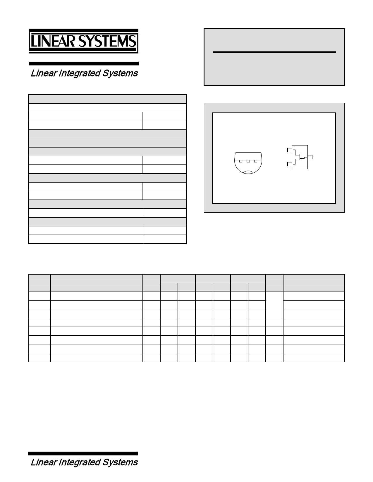 J111 Hoja de datos, Descripción, Manual