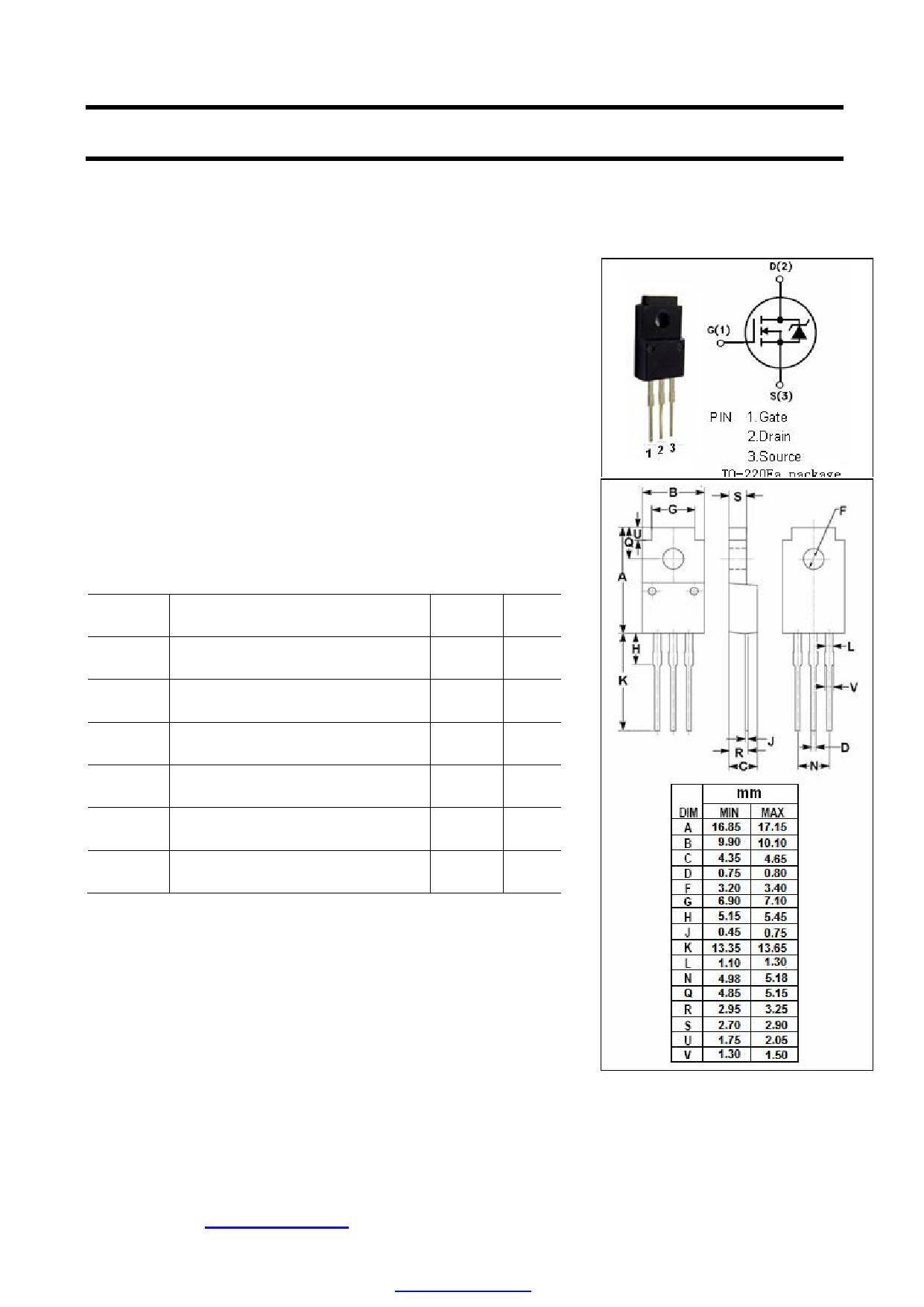 2SK530 Datasheet, 2SK530 PDF,ピン配置, 機能