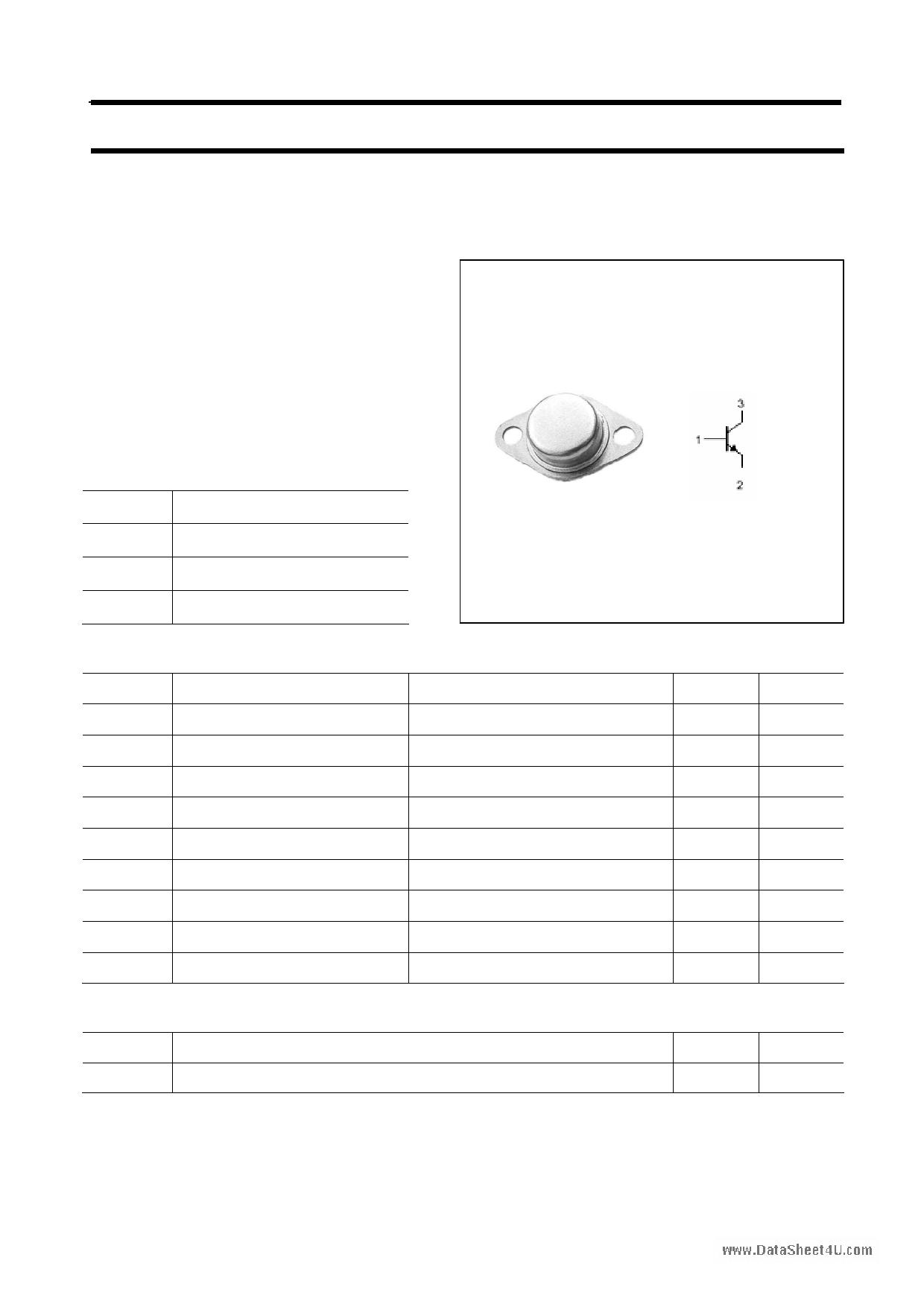 2N3585 datasheet