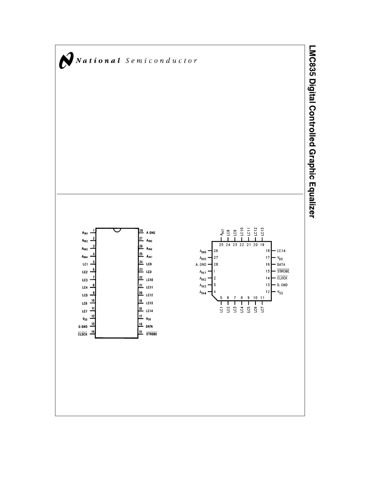 lmc835 datasheet