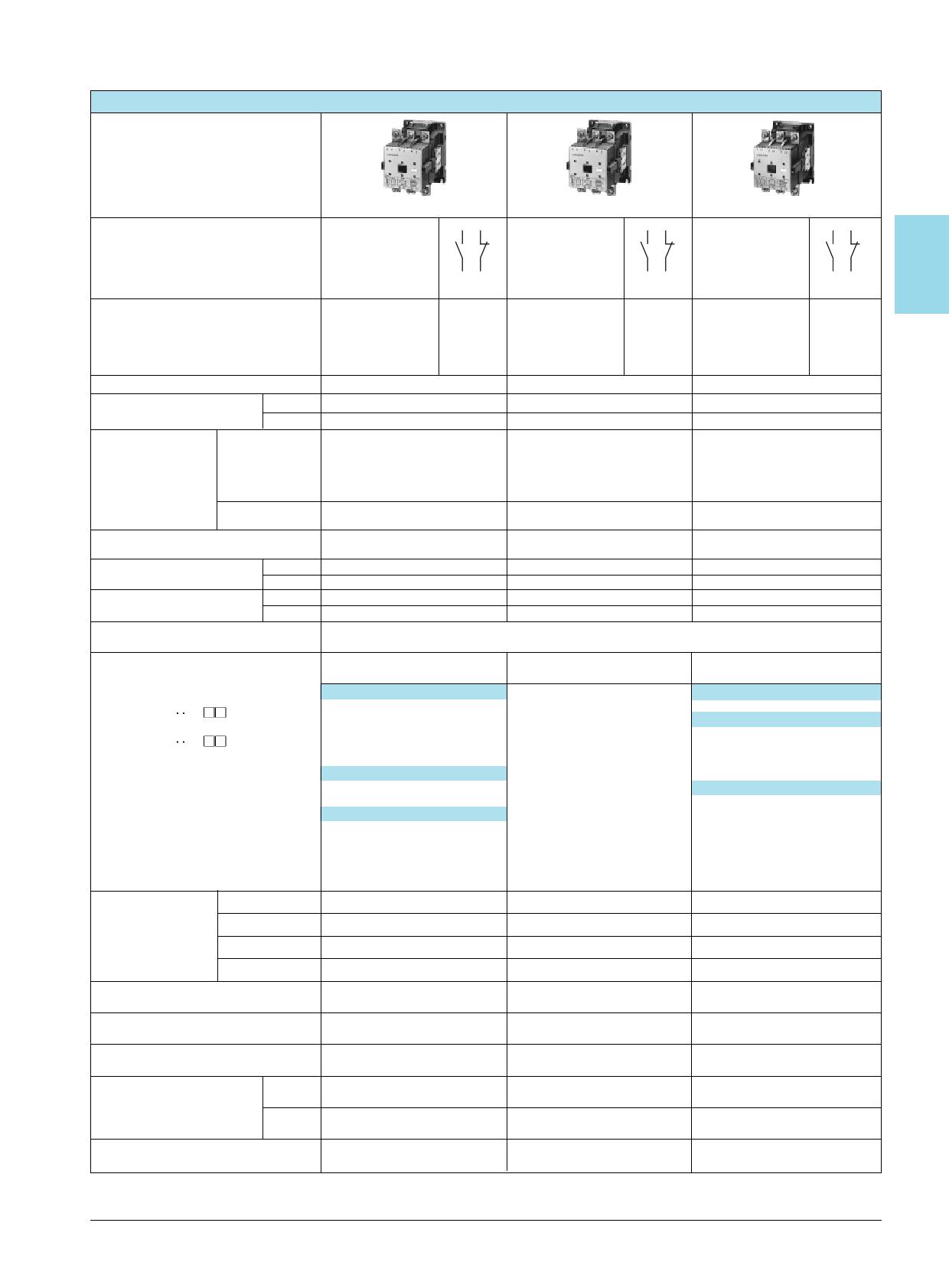 3TF47 Datasheet, Funktion