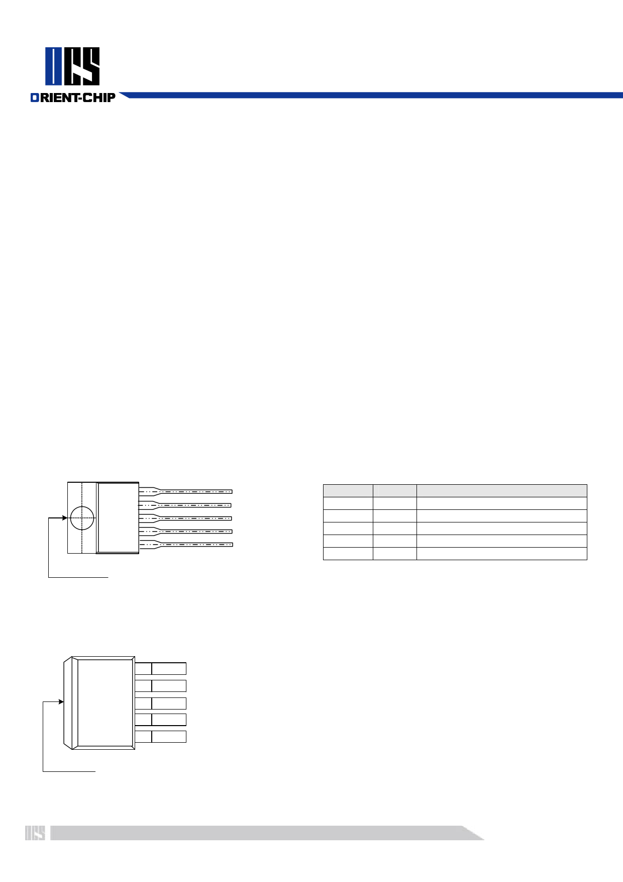 OCP2576 Datenblatt PDF