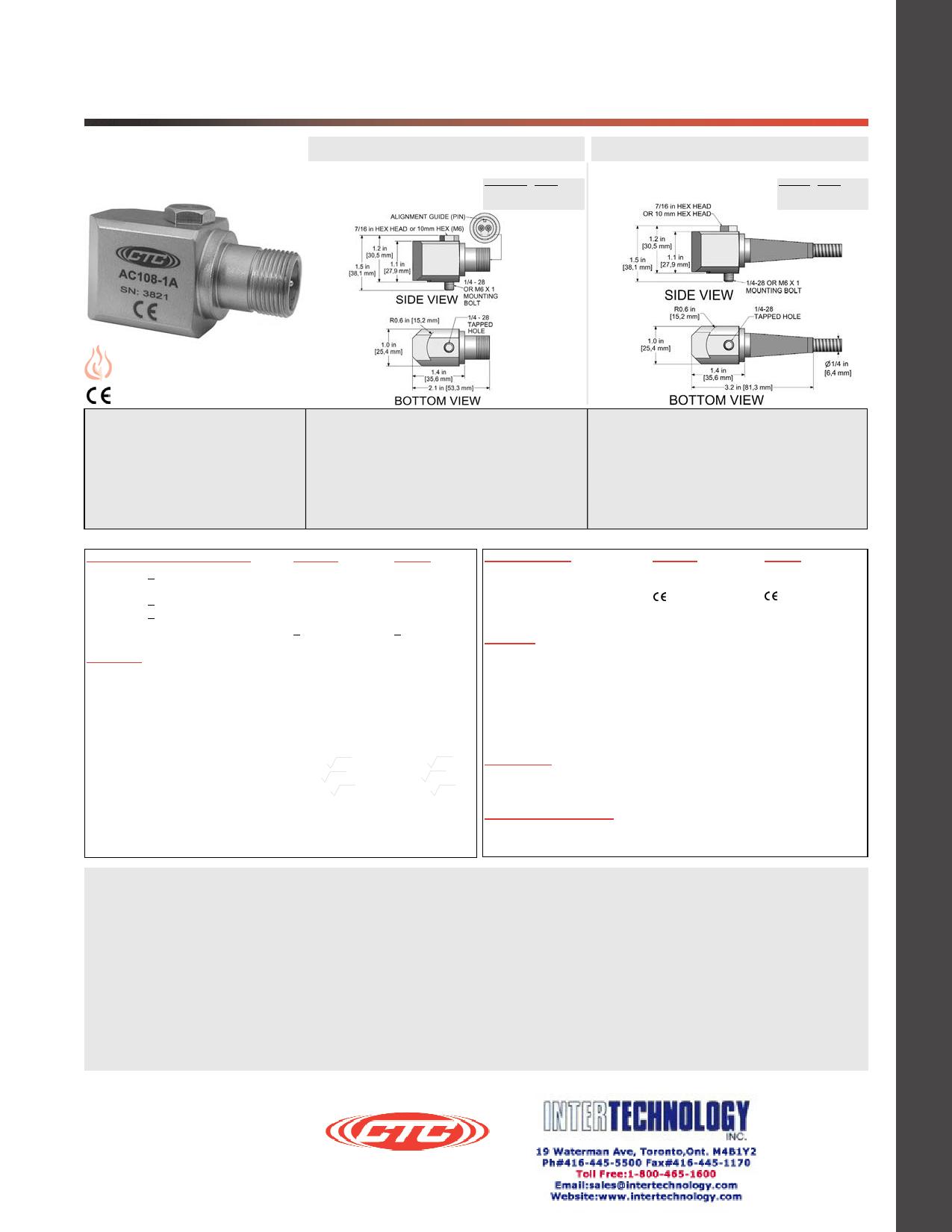 AC108-5A دیتاشیت PDF