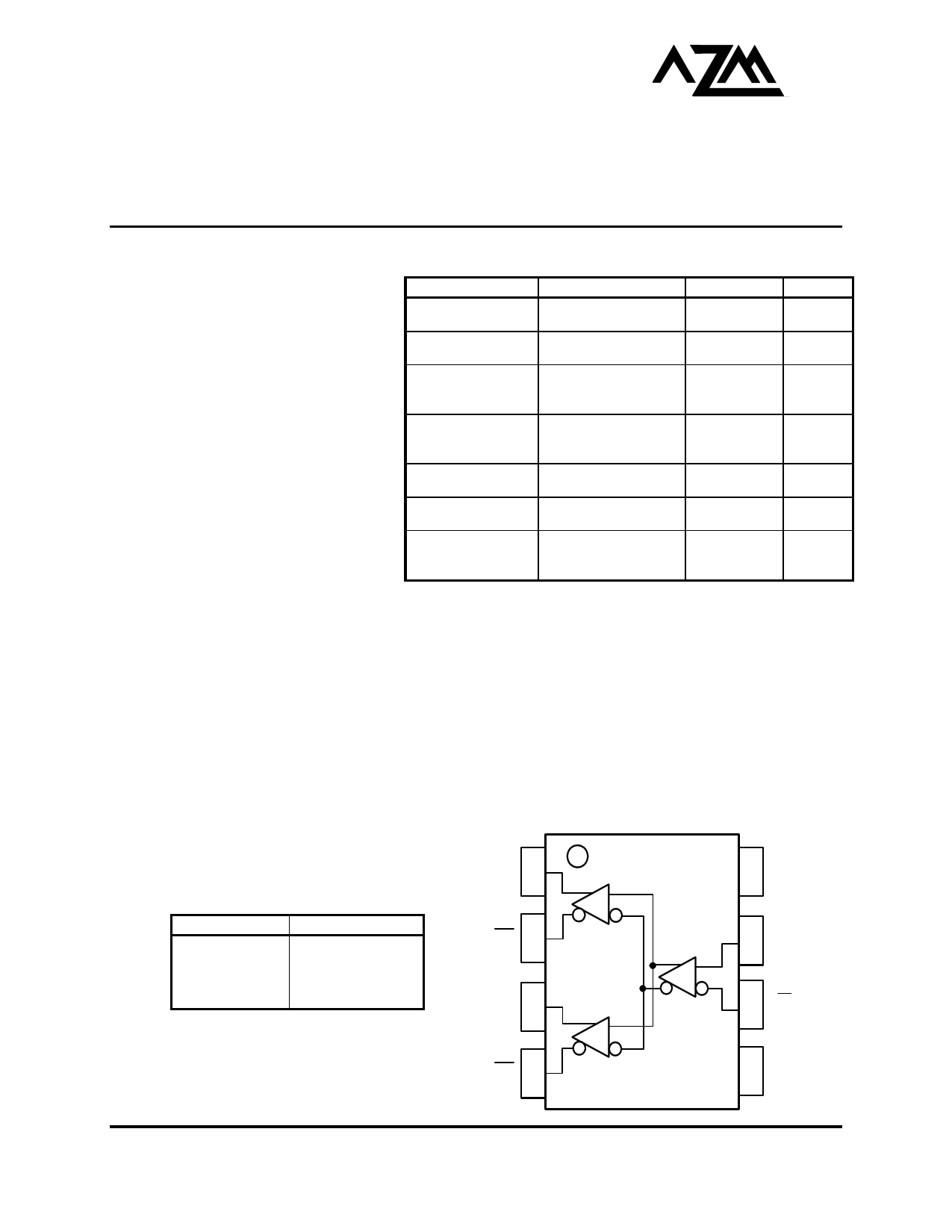 AZ100LVEL11 دیتاشیت PDF