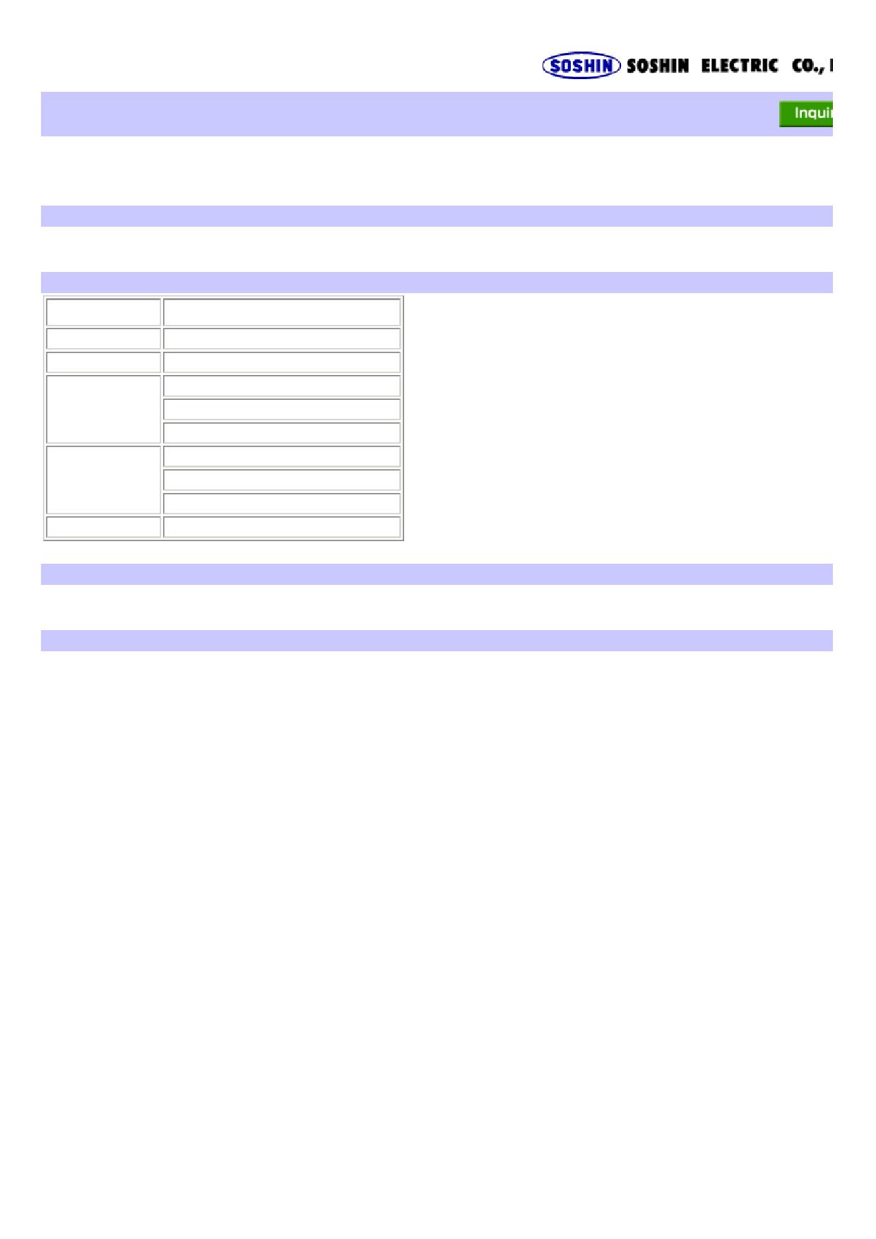GSEP950B1 دیتاشیت PDF