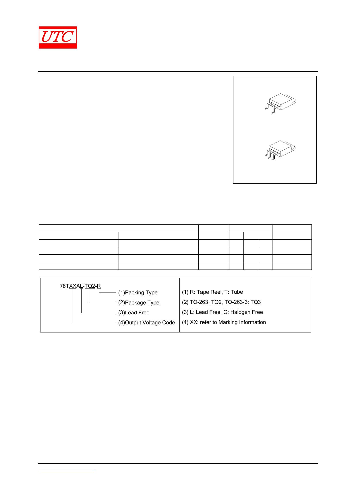 78T05A datasheet