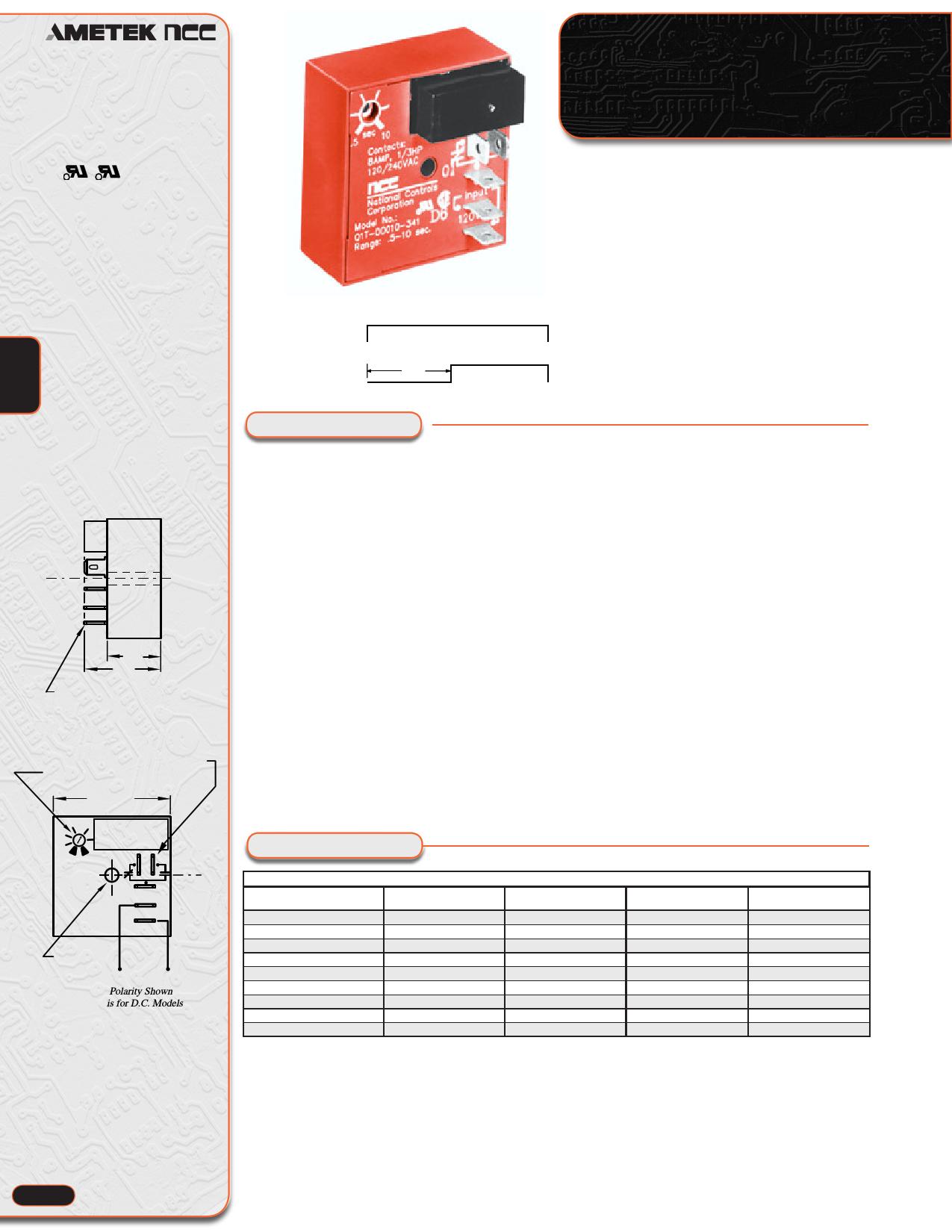 Q1T-03600-341 دیتاشیت PDF