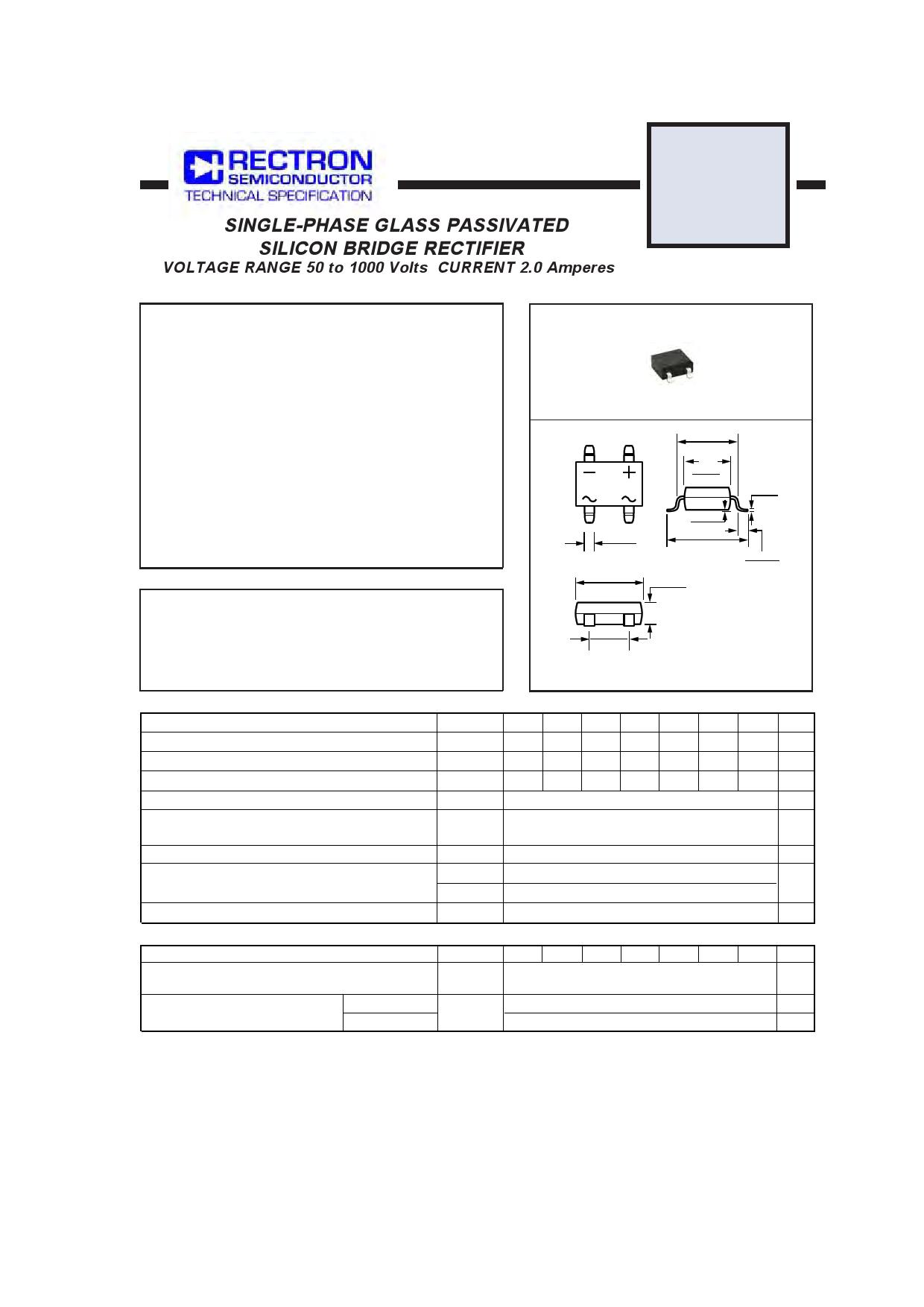 DB201S 数据手册