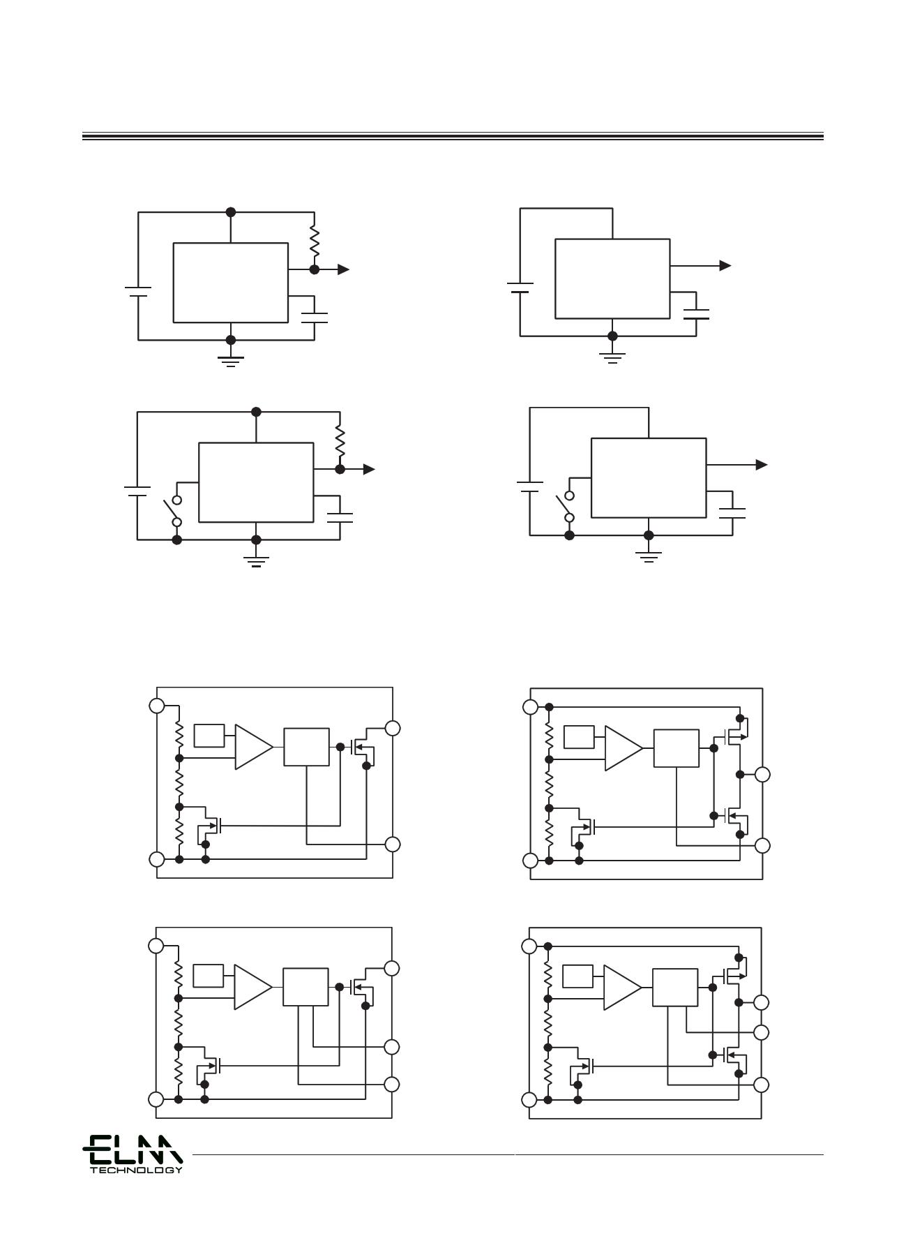 ELM7322xxxA pdf, ピン配列