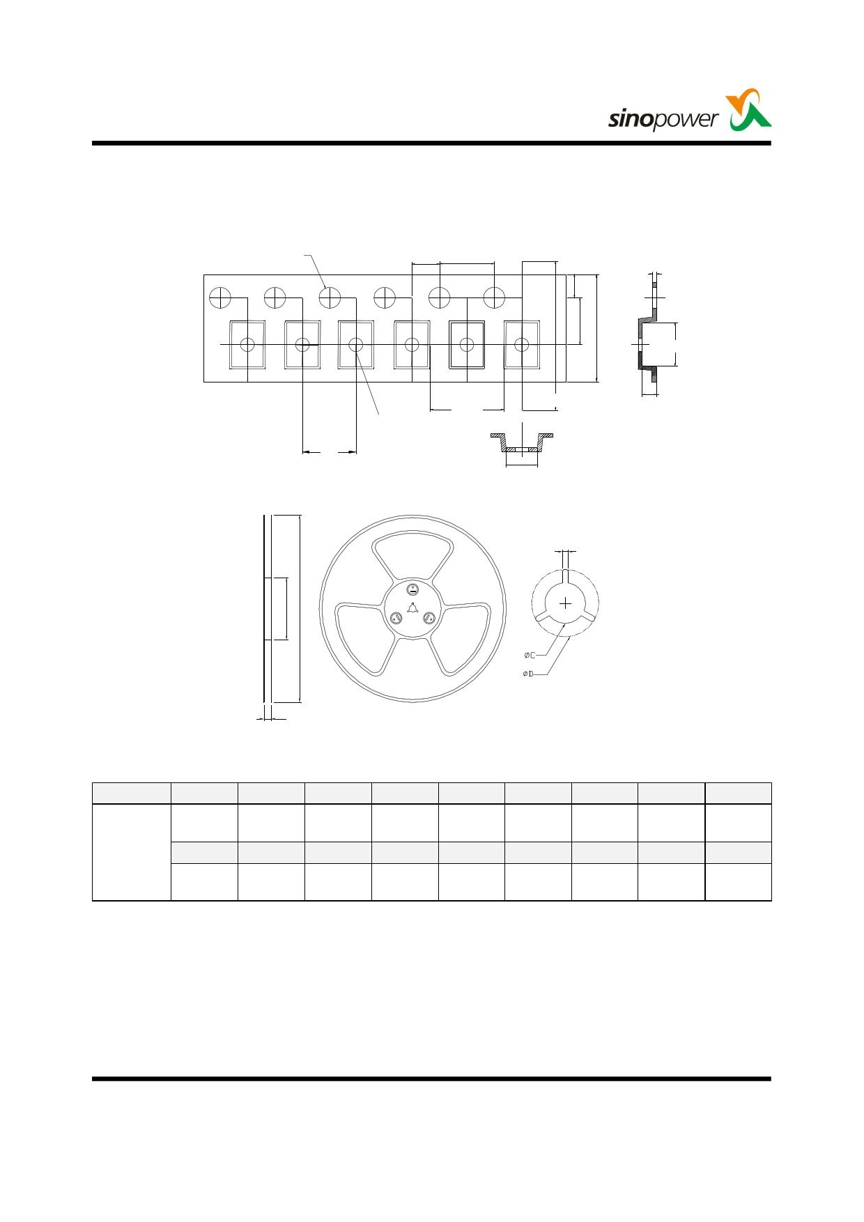 SM9993DSQG diode, scr