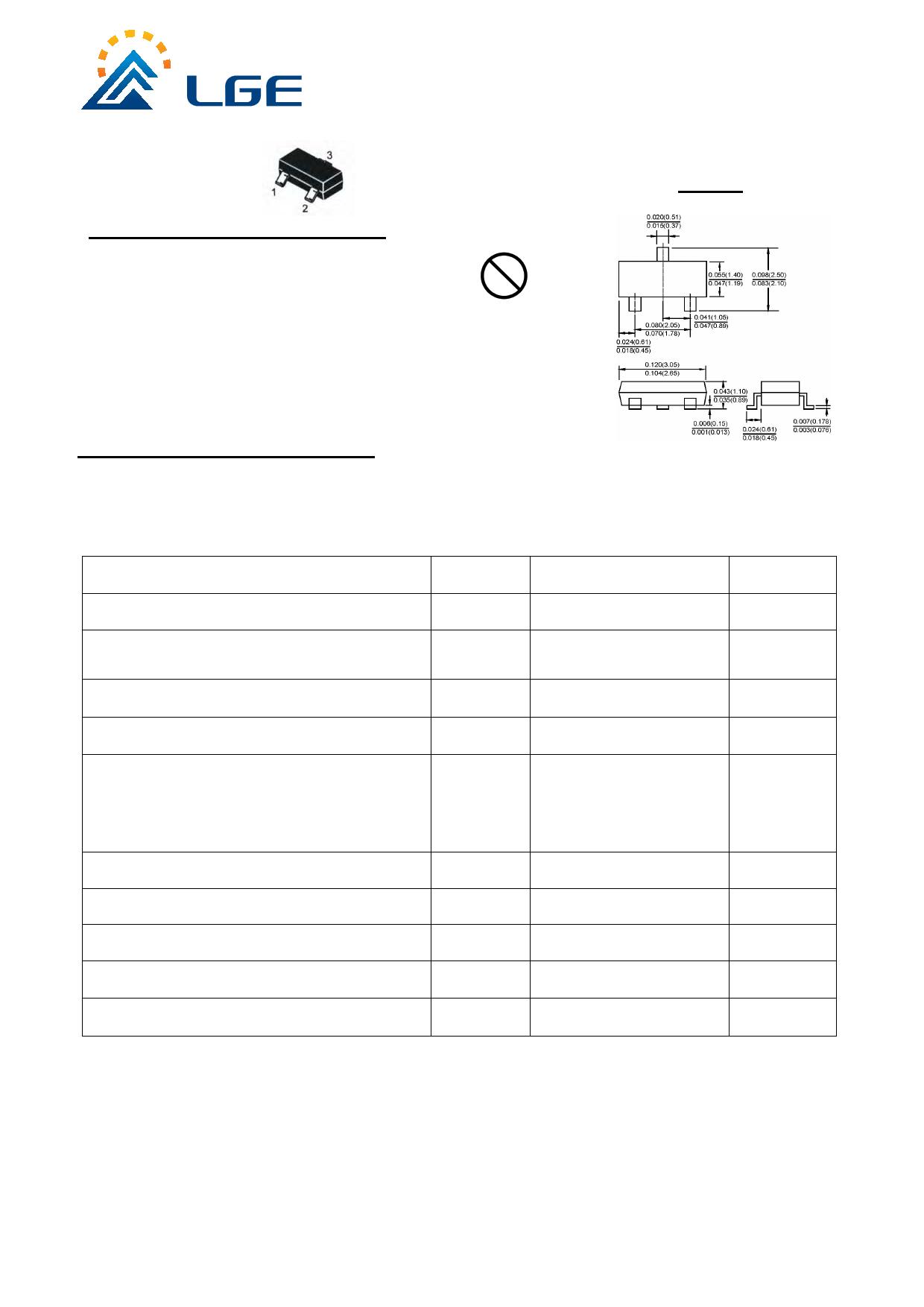 BAV23A دیتاشیت PDF