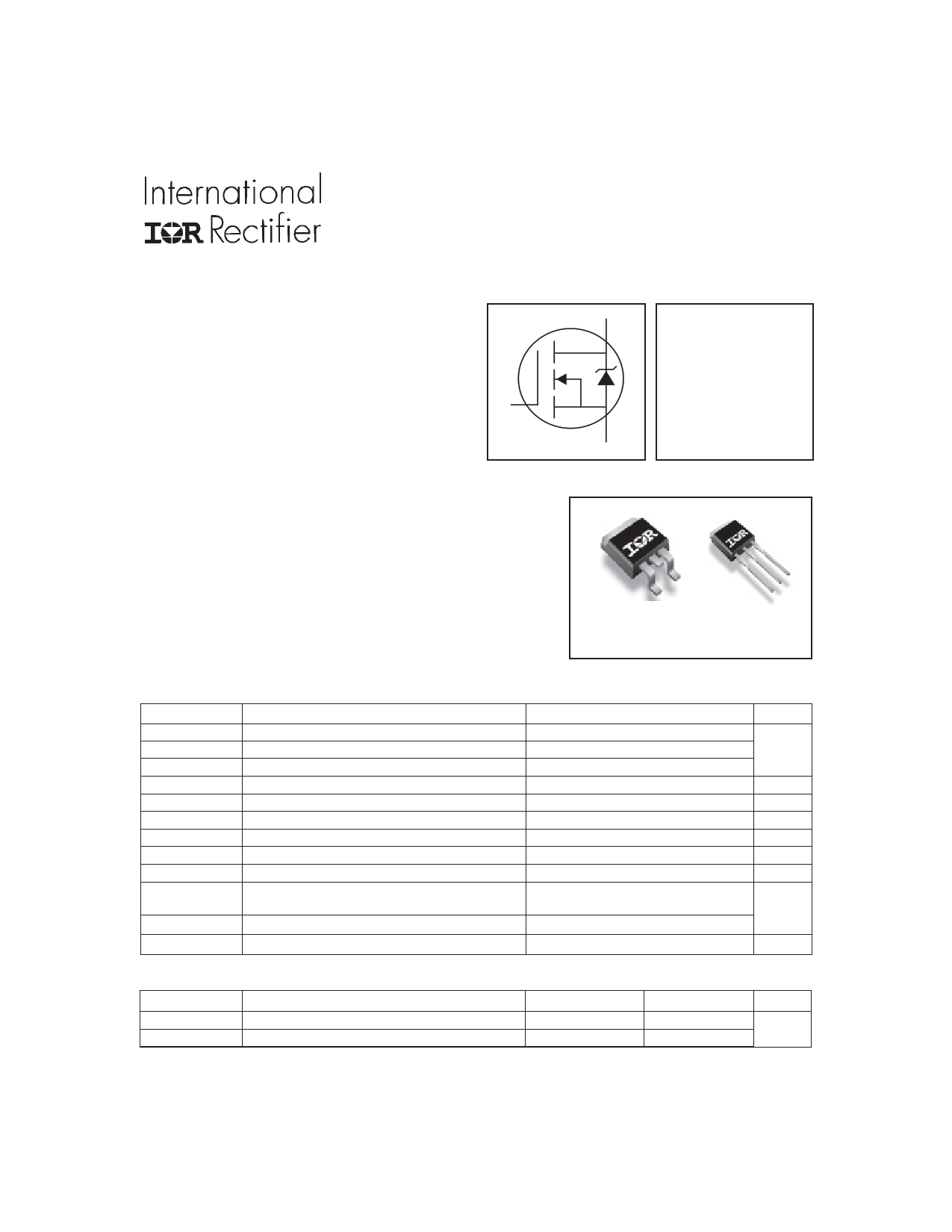 IRF540NS دیتاشیت PDF